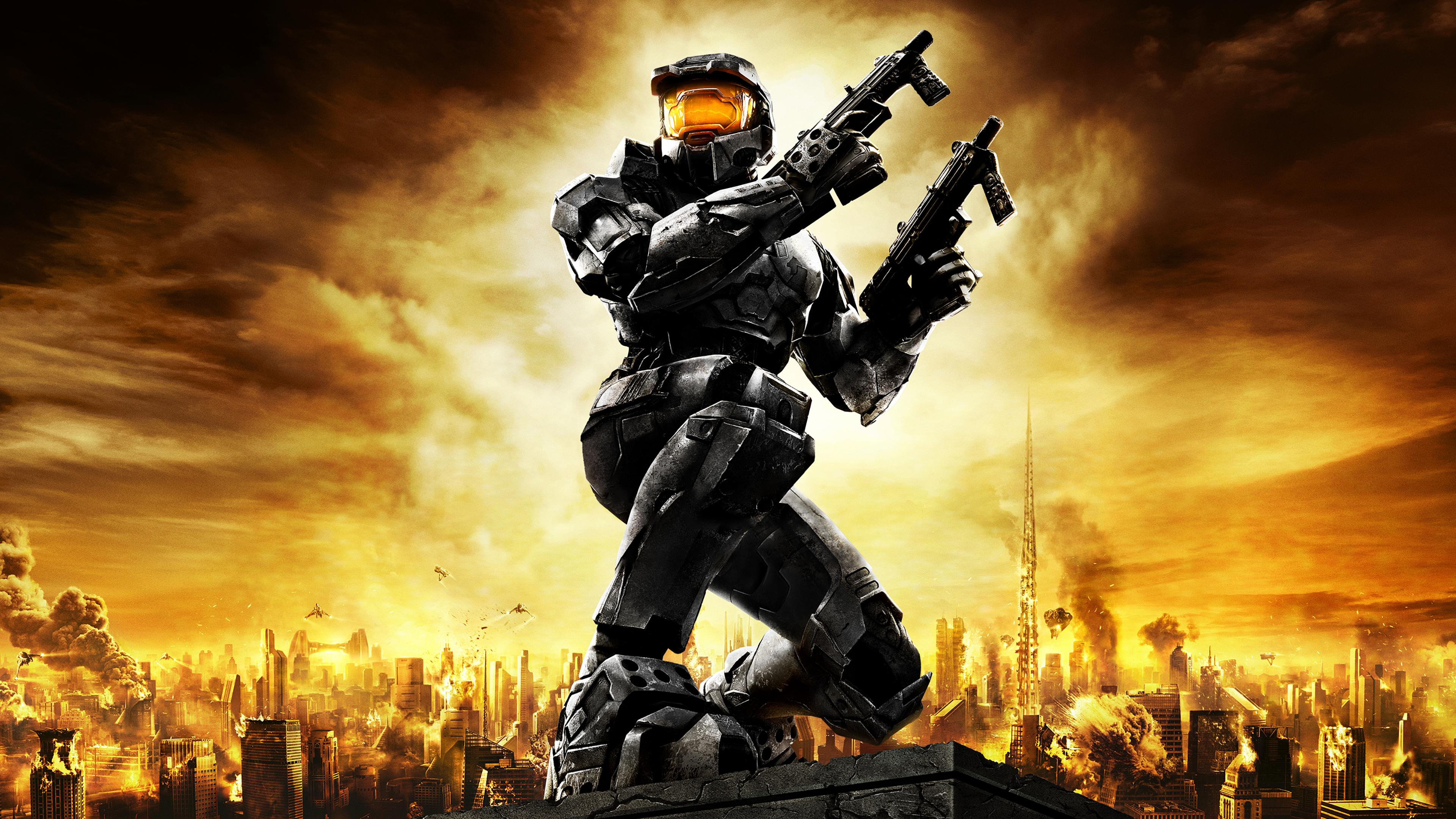 Halo 2 Wallpapers Top Free Halo 2 Backgrounds