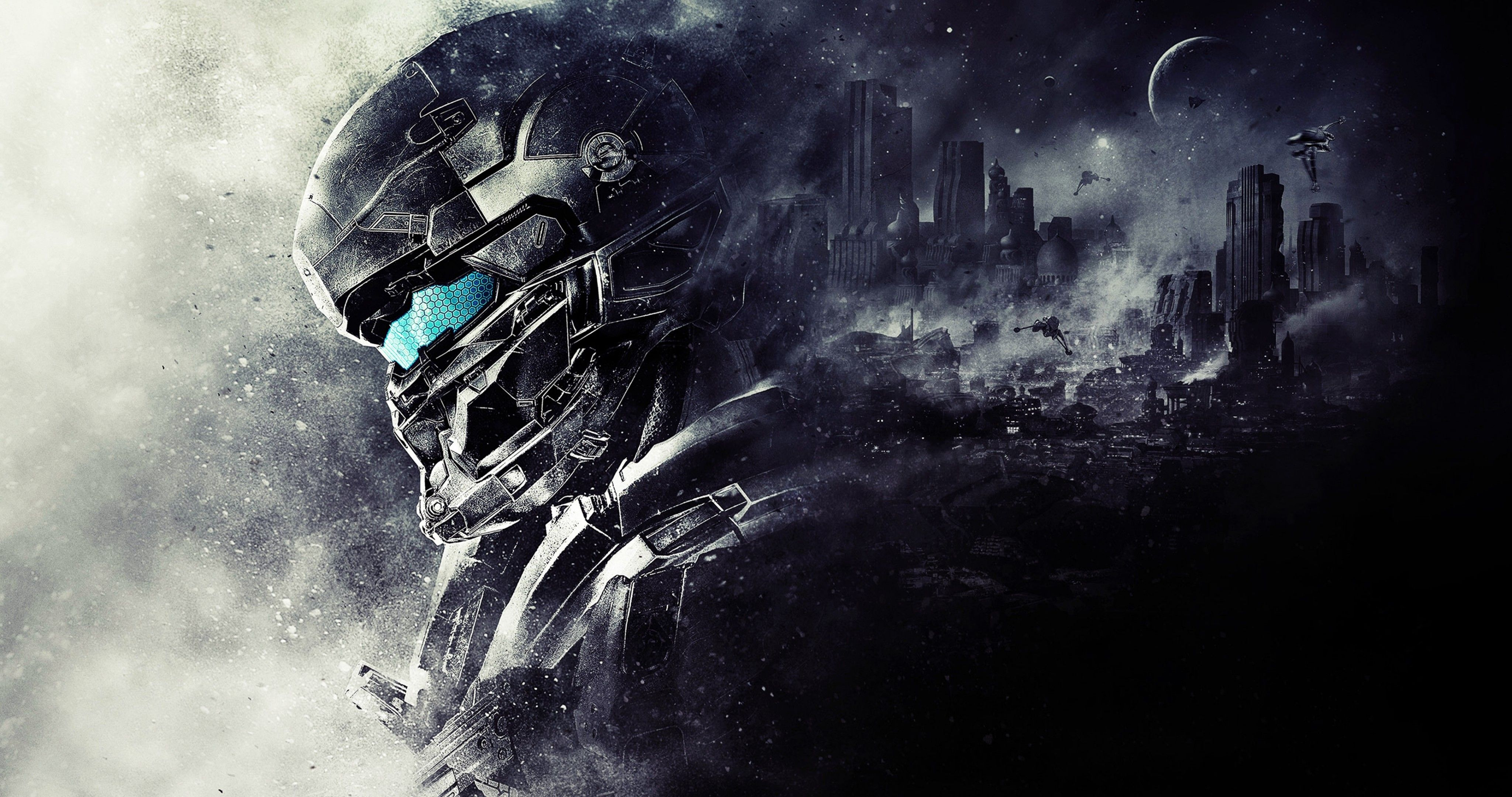4k halo wallpapers top free 4k halo backgrounds wallpaperaccess - 4096x2160 wallpaper ...