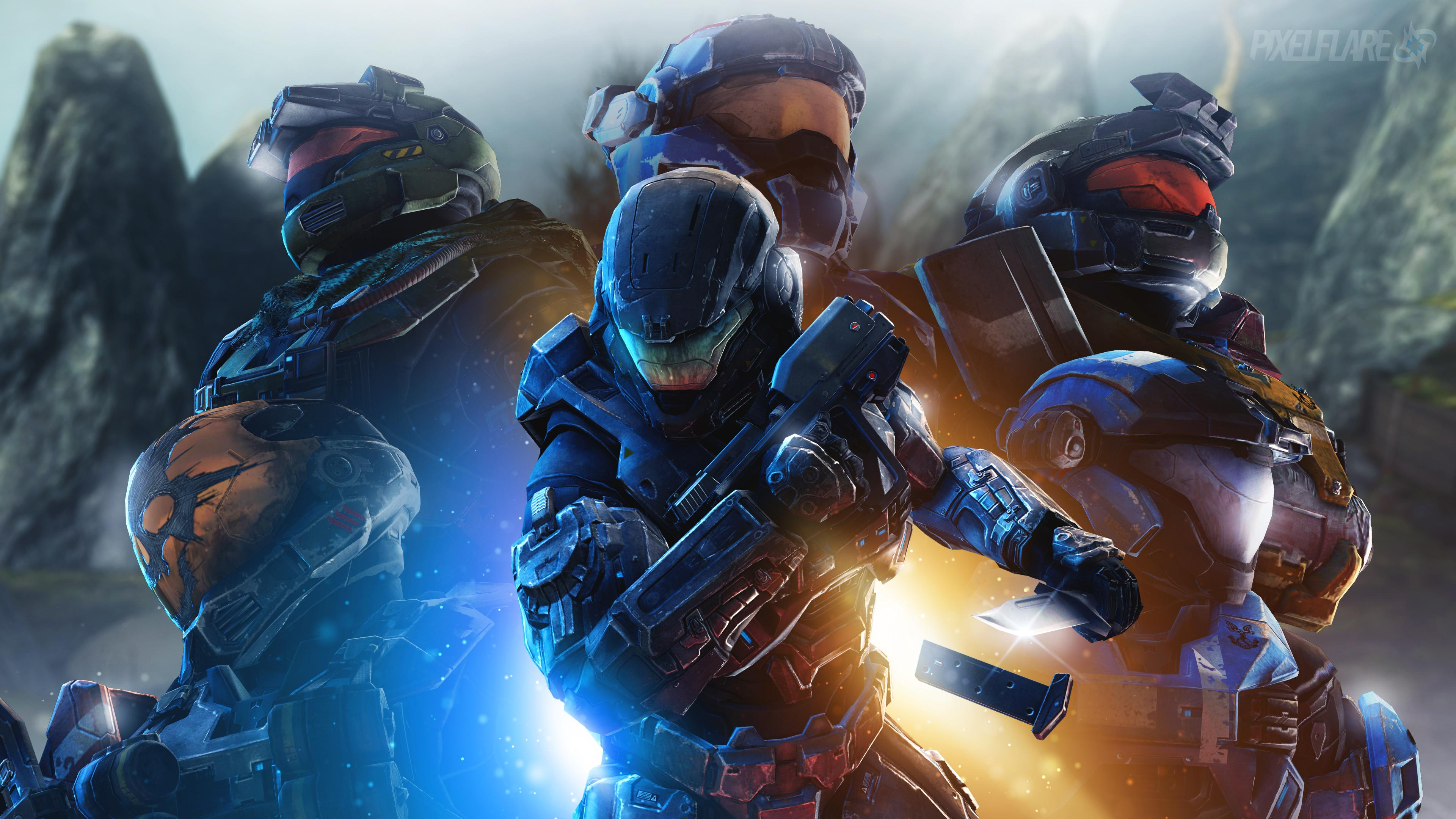 4k Halo Wallpapers Top Free 4k Halo Backgrounds