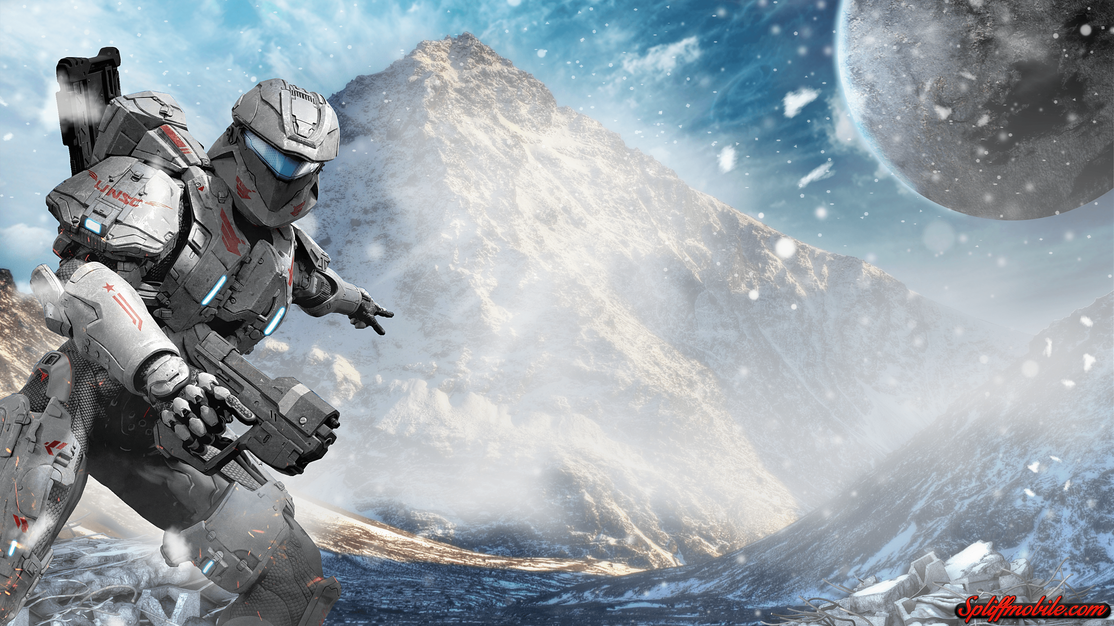 4K Halo Wallpapers - Top Free 4K Halo Backgrounds ...
