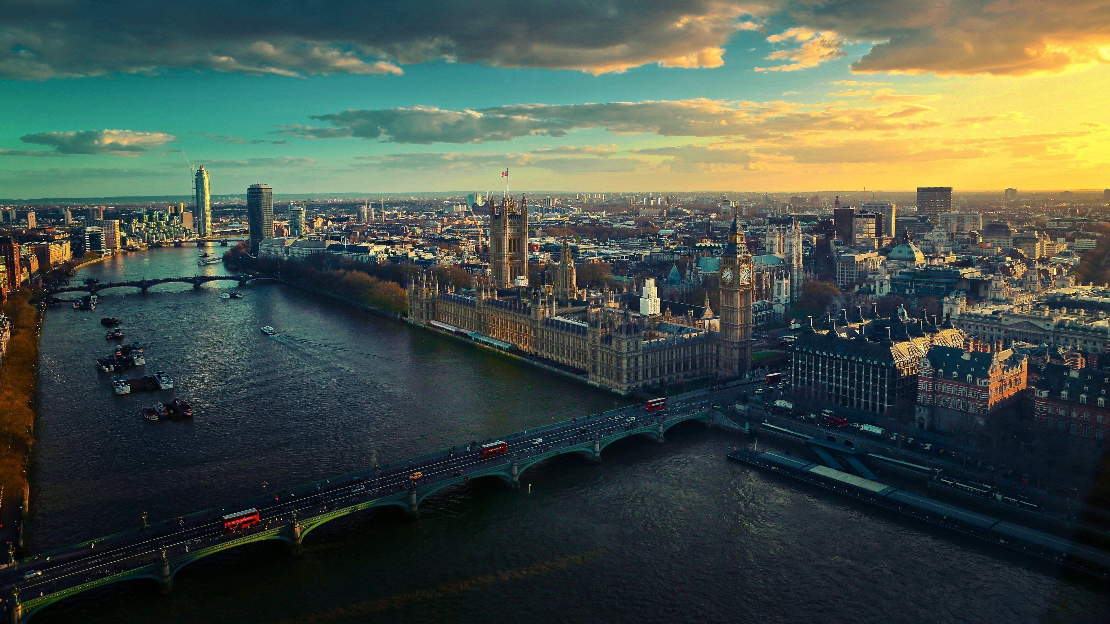 London Skyline Wallpapers Top Free London Skyline