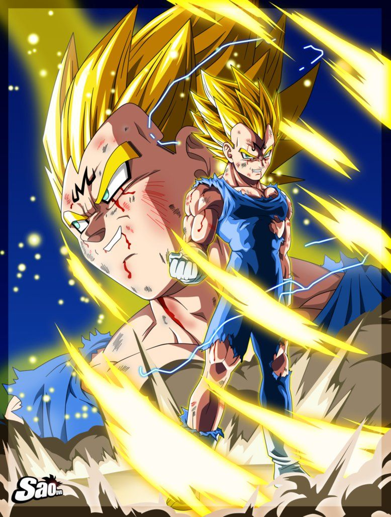 Vegeta epic wallpapers top free vegeta epic backgrounds wallpaperaccess - Dragon ball z majin vegeta wallpaper ...