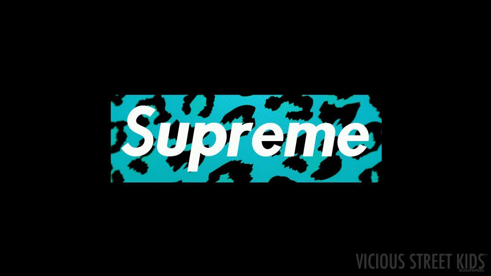 Supreme Logo Wallpapers Top Free Supreme Logo Backgrounds