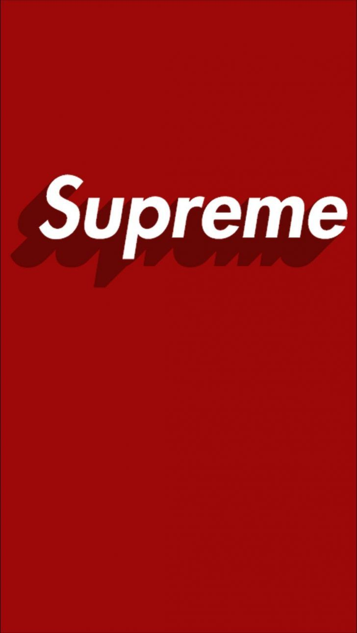 Supreme Logo Wallpapers Top Free Supreme Logo Backgrounds Wallpaperaccess