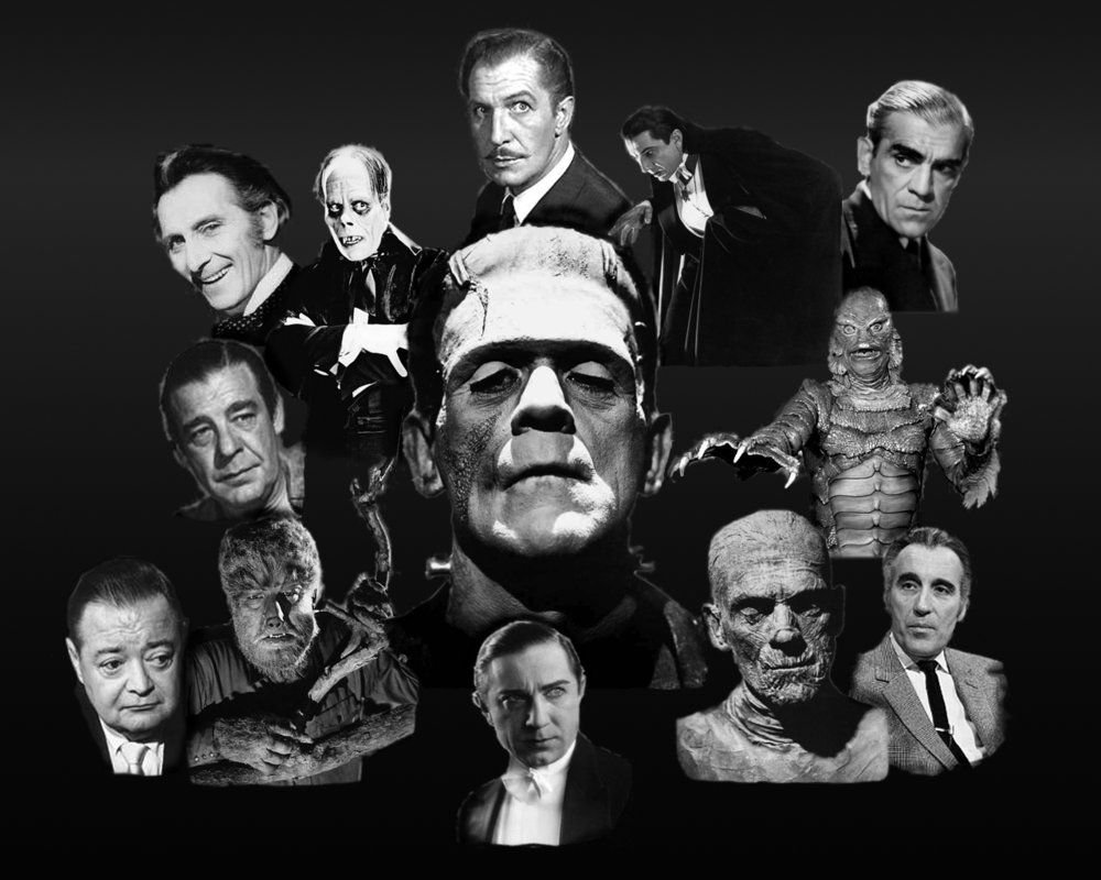 Universal Monsters Wallpapers Top Free Universal Monsters Backgrounds Wallpaperaccess