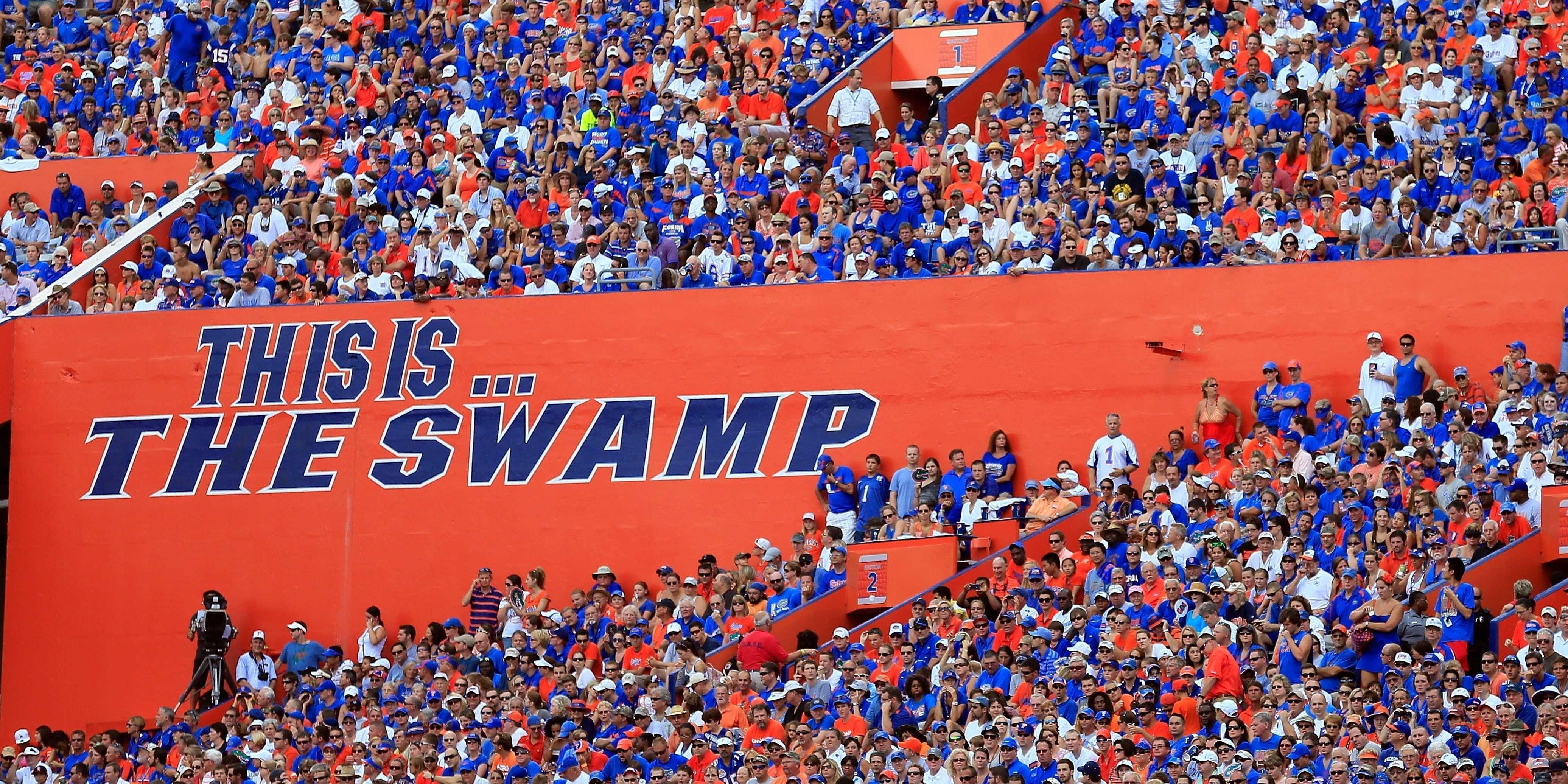 Florida Gators Football Wallpapers Top Free Florida Gators Football Backgrounds Wallpaperaccess