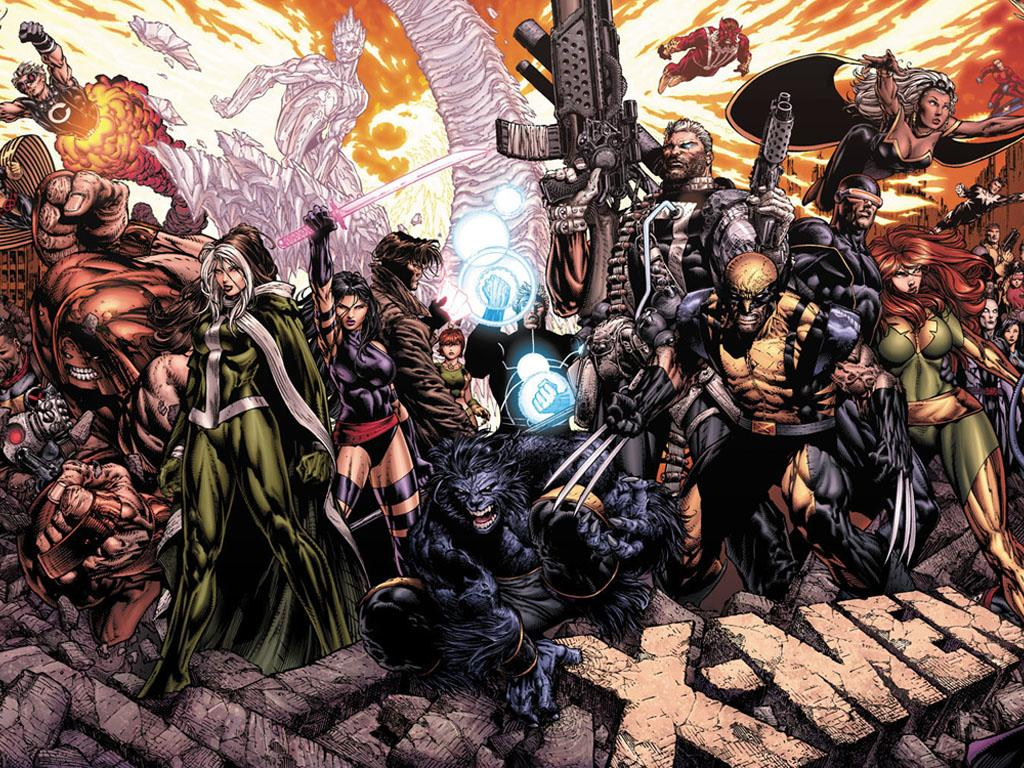 All New X Men Wallpapers Top Free All New X Men Backgrounds Wallpaperaccess