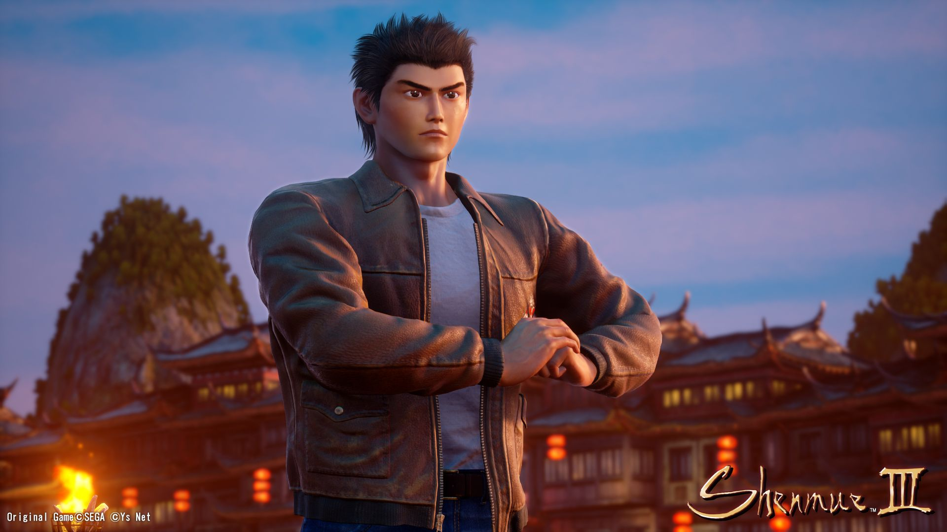 Top Free Shenmue Backgrounds