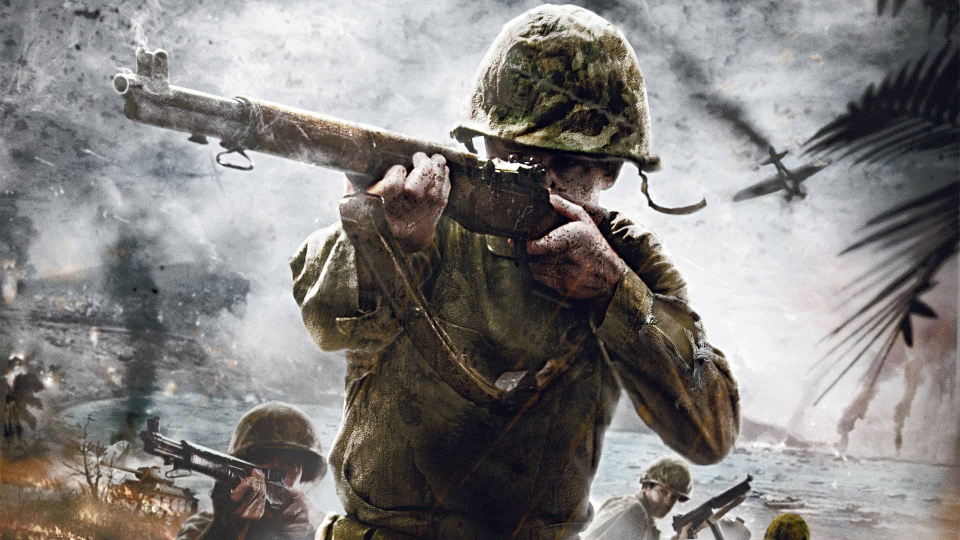 Call Of Duty 1 Wallpapers Top Free Call Of Duty 1 Backgrounds