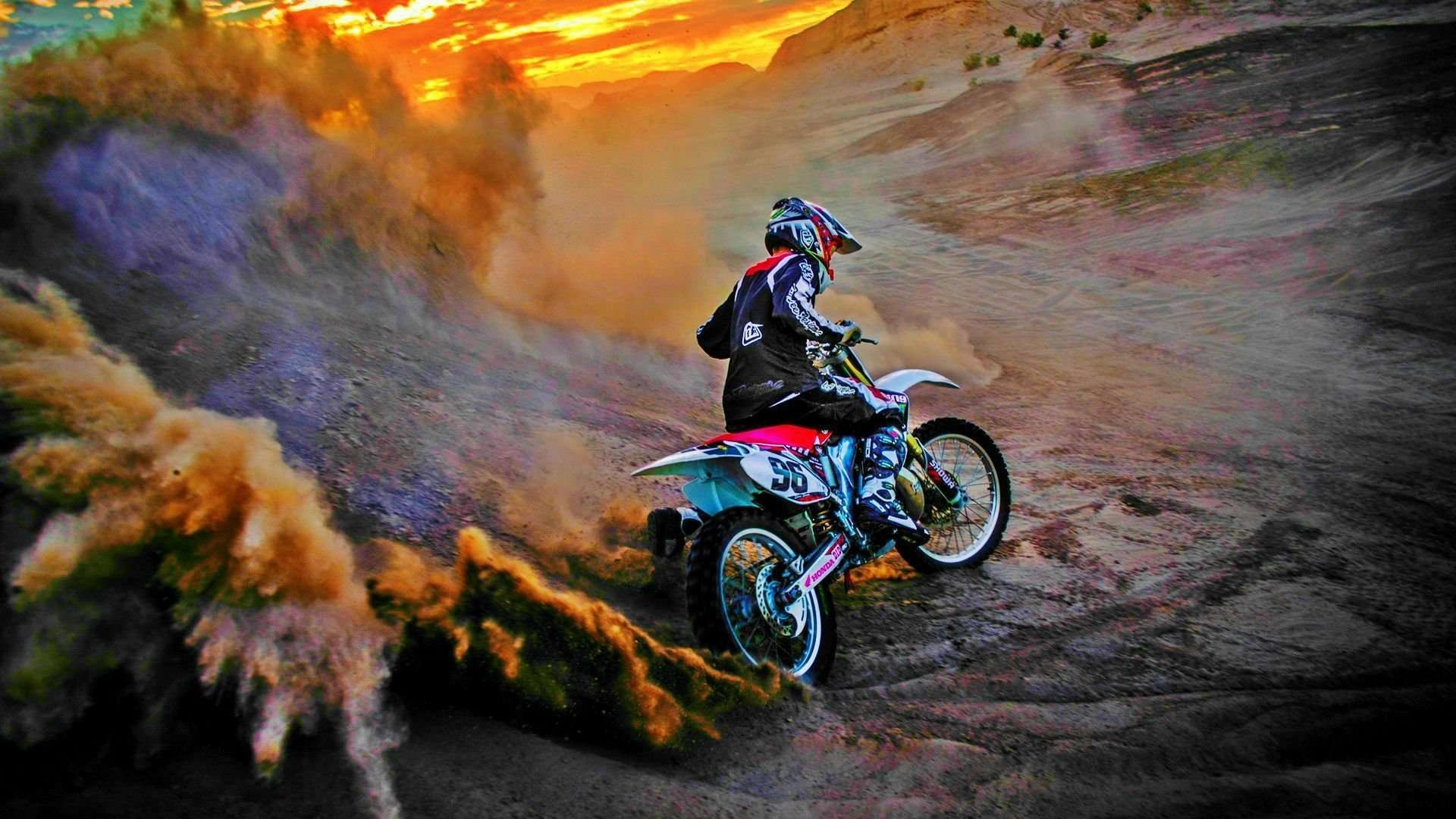 Fox Dirt Bike Wallpapers Top Free Fox Dirt Bike
