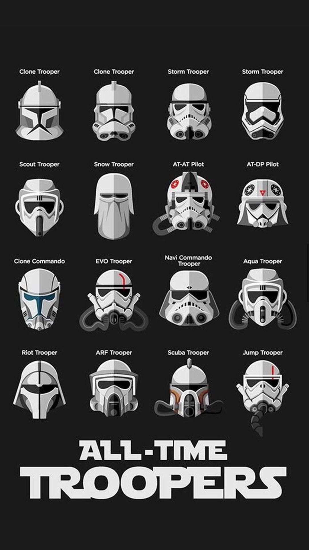 Stormtrooper Iphone Wallpapers Top Free Stormtrooper Iphone Backgrounds Wallpaperaccess