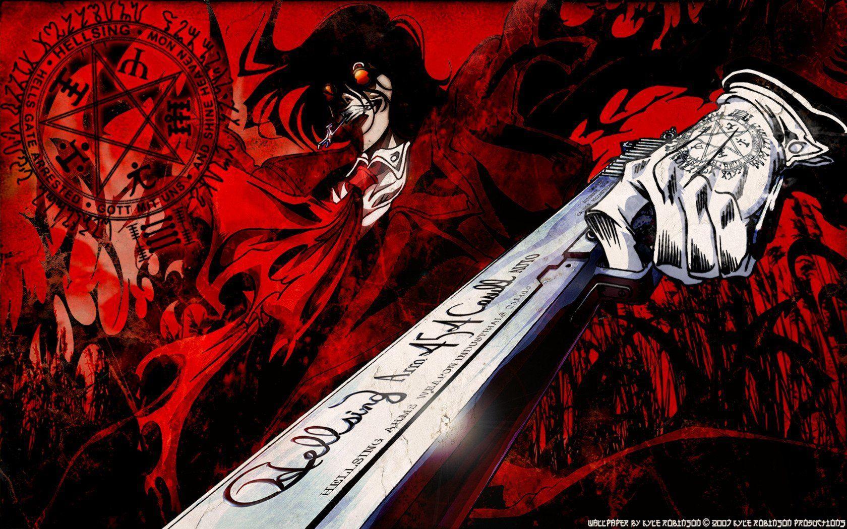 Hellsing Anime Wallpapers Top Free Hellsing Anime
