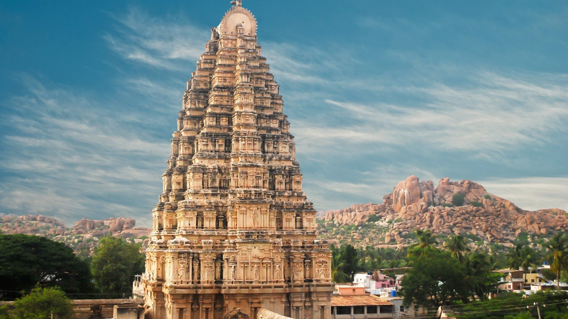 Hindu Temple Wallpapers - Top Free Hindu Temple Backgrounds