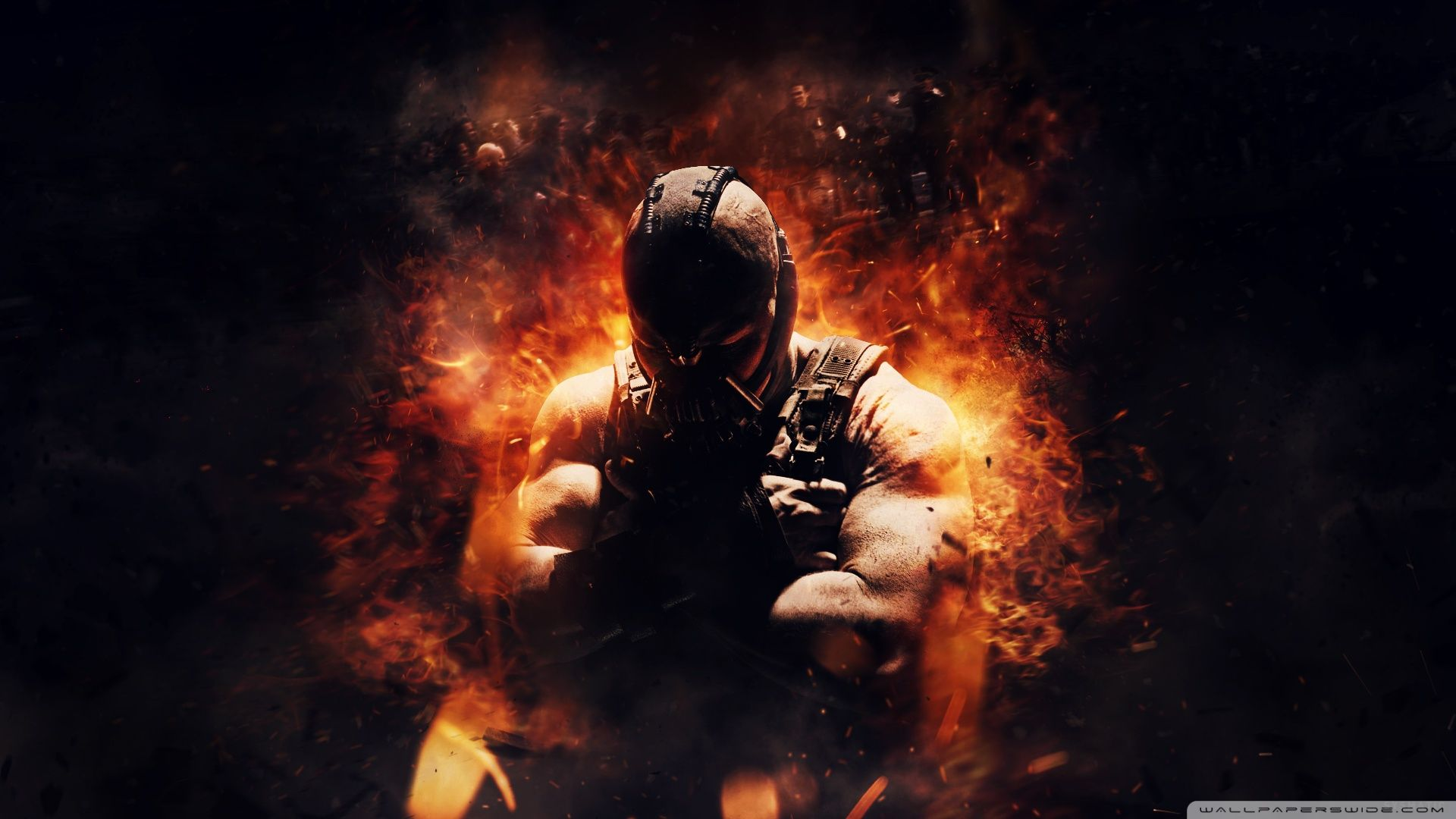 Dark Knight Rises Bane Wallpapers Top Free Dark Knight Rises Bane Backgrounds Wallpaperaccess