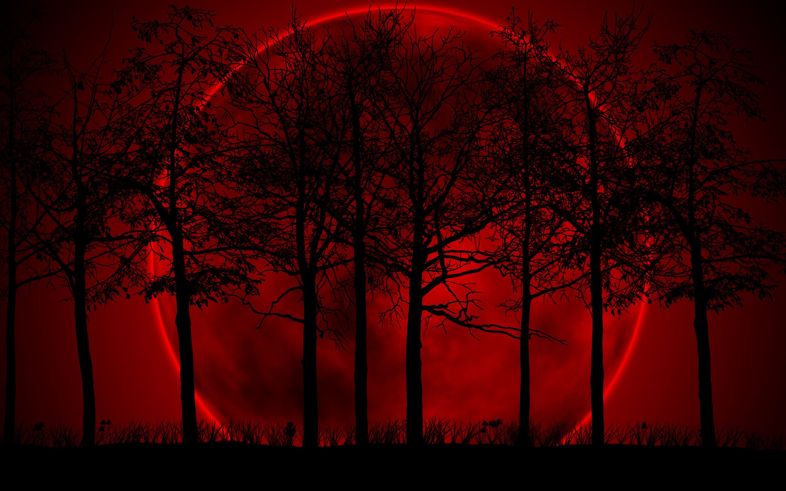 Blood Moon Itachi Moon Wallpaper Anime Best Images