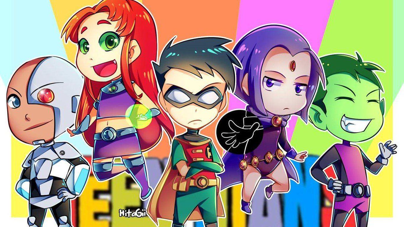 Official teen titans go and beetlejuice crossover by alvaxerox on deviantart