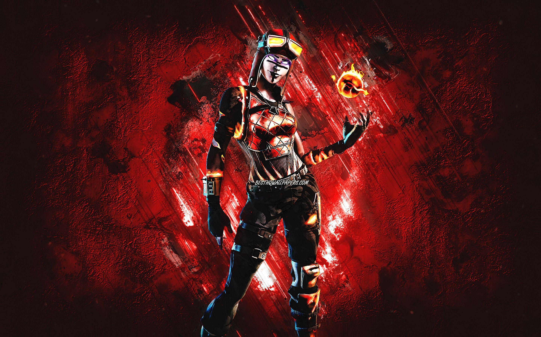 2880x1800 Tải hình nền Fortnite Blaze Skin, Fortnite, nhân vật chính, nền đá đỏ, Blaze, da Fortnite, Blaze Skin, Blaze Fortnite, các nhân vật trong Fortnite cho máy tính để bàn với độ phân giải 2880x1800.  Hình nền hình ảnh HD chất lượng cao