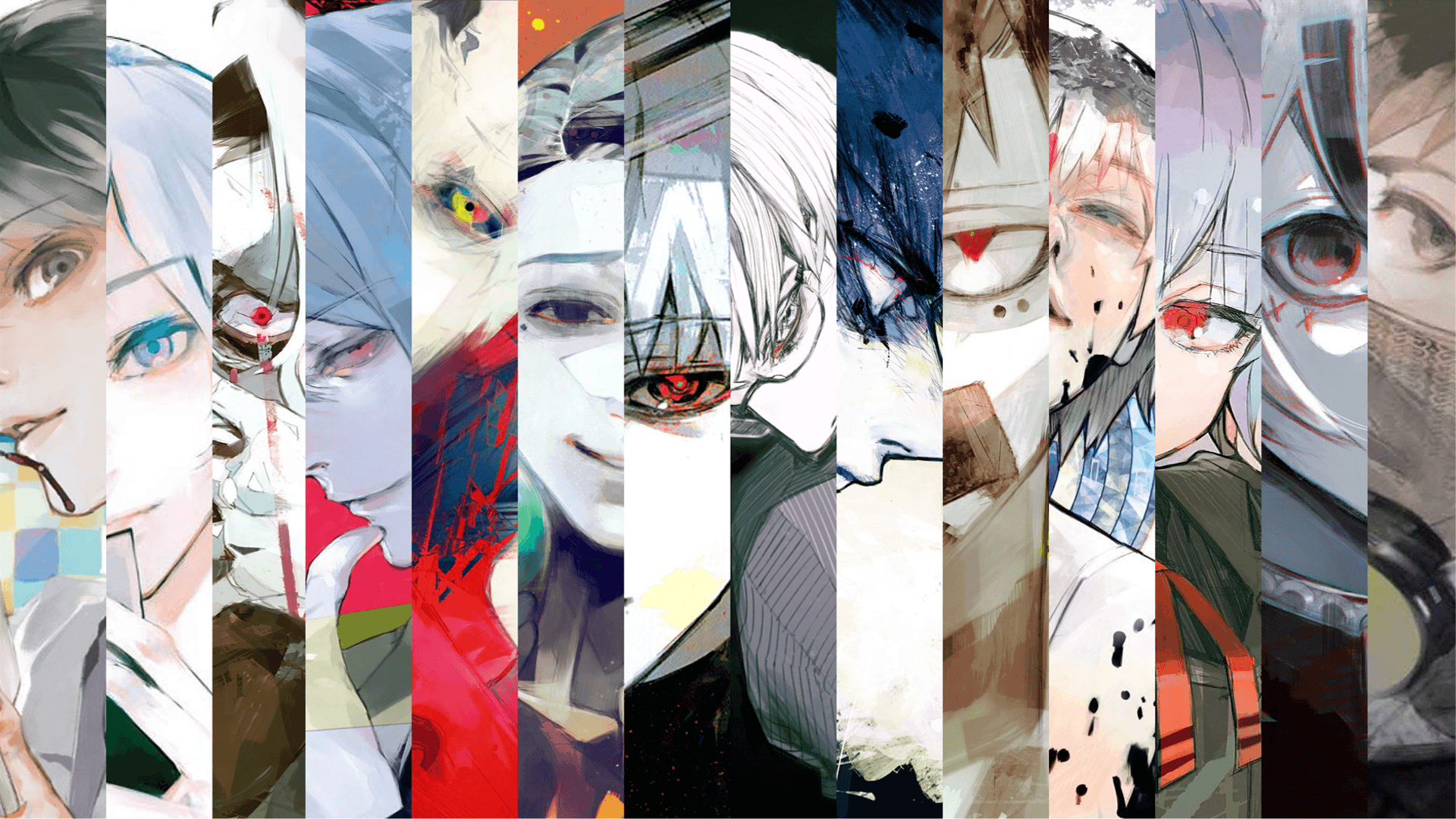 Tokyo Ghoul Re Wallpapers Top Free Tokyo Ghoul Re Backgrounds