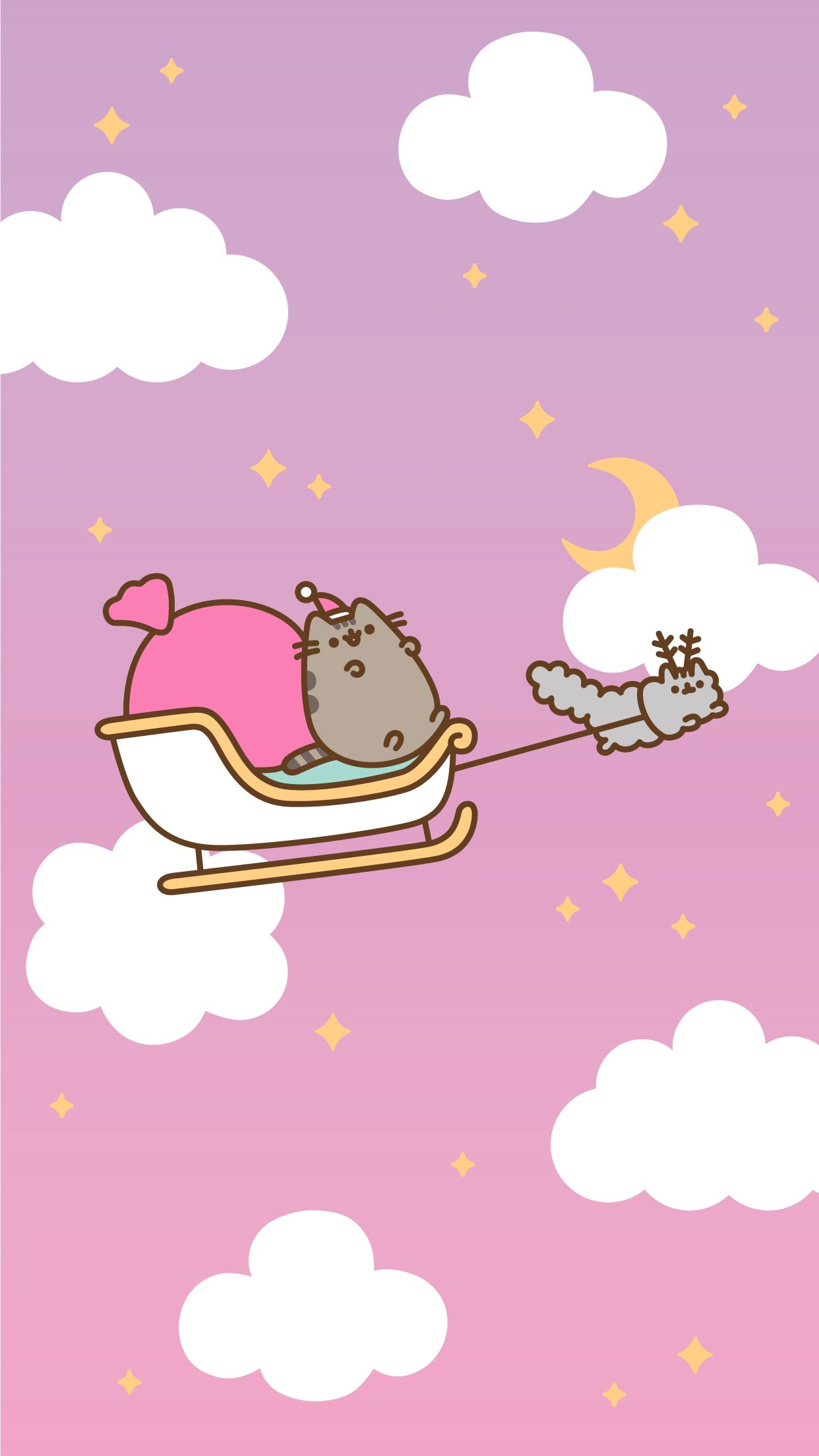 Pusheen Wallpapers Top Free Pusheen Backgrounds Wallpaperaccess