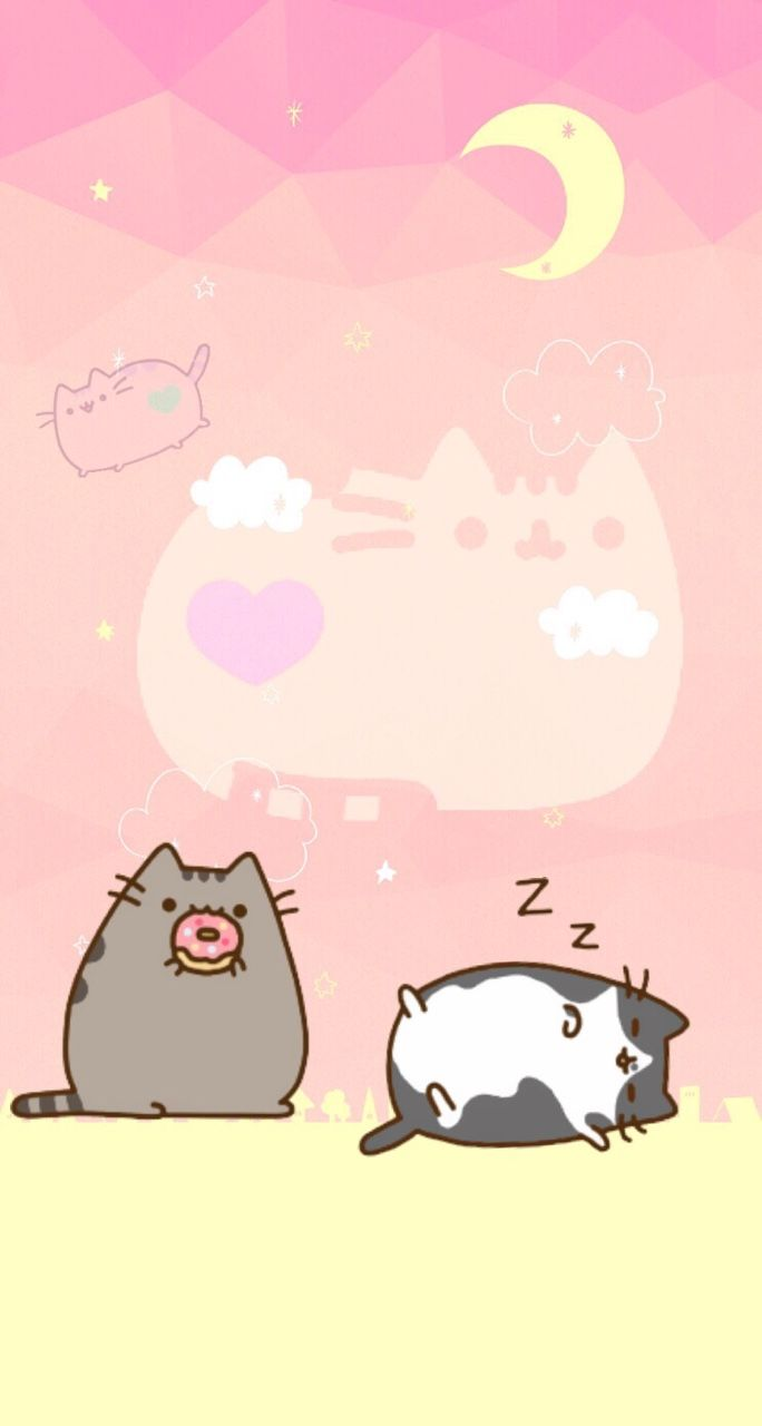 newest collection 5cede 926c4 Pusheen Cat iPhone 6 Plus Wallpapers - Top Free Pusheen Cat iPhone 6 ...
