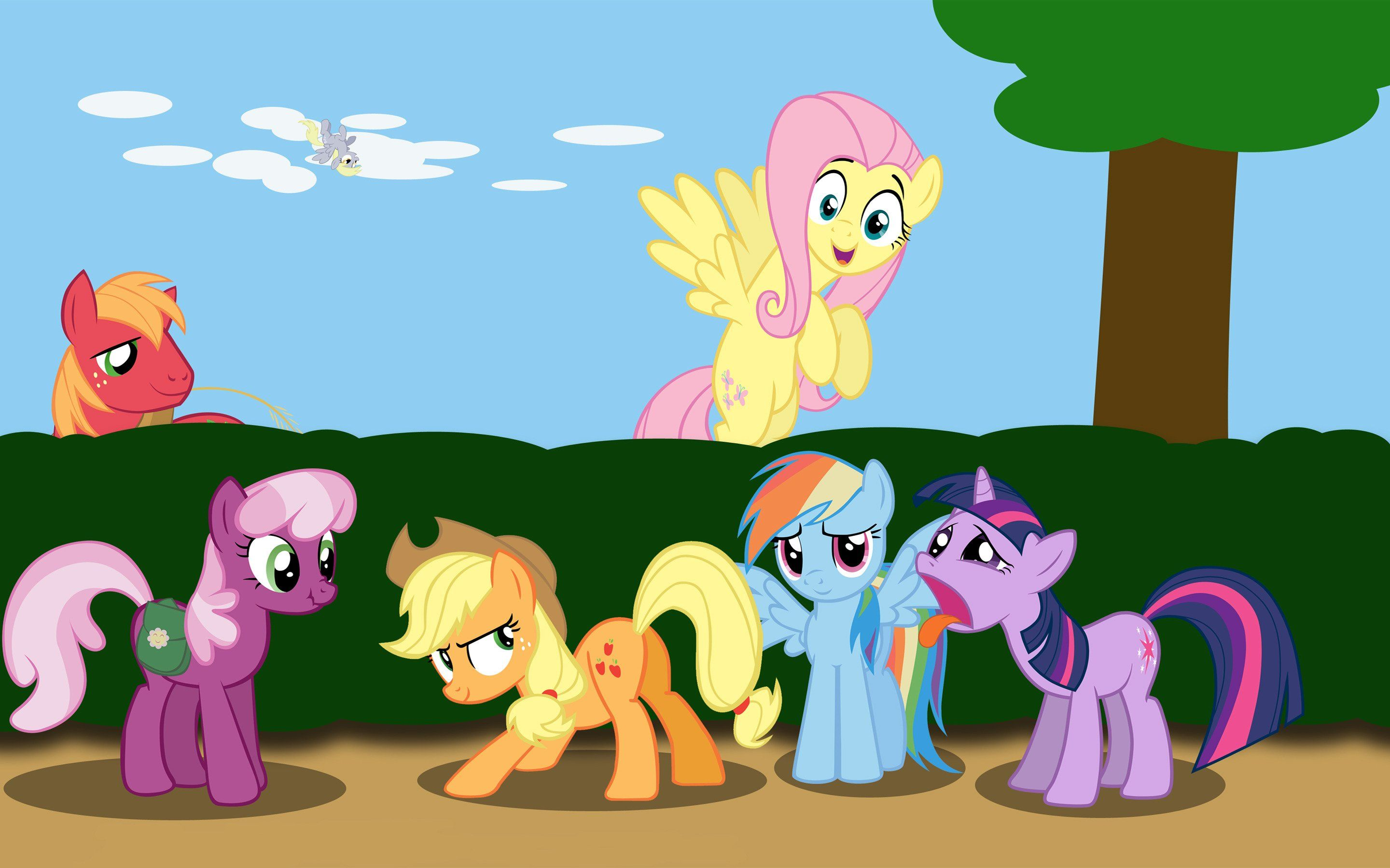 Big My Little Pony Wallpapers Top Free Big My Little Pony