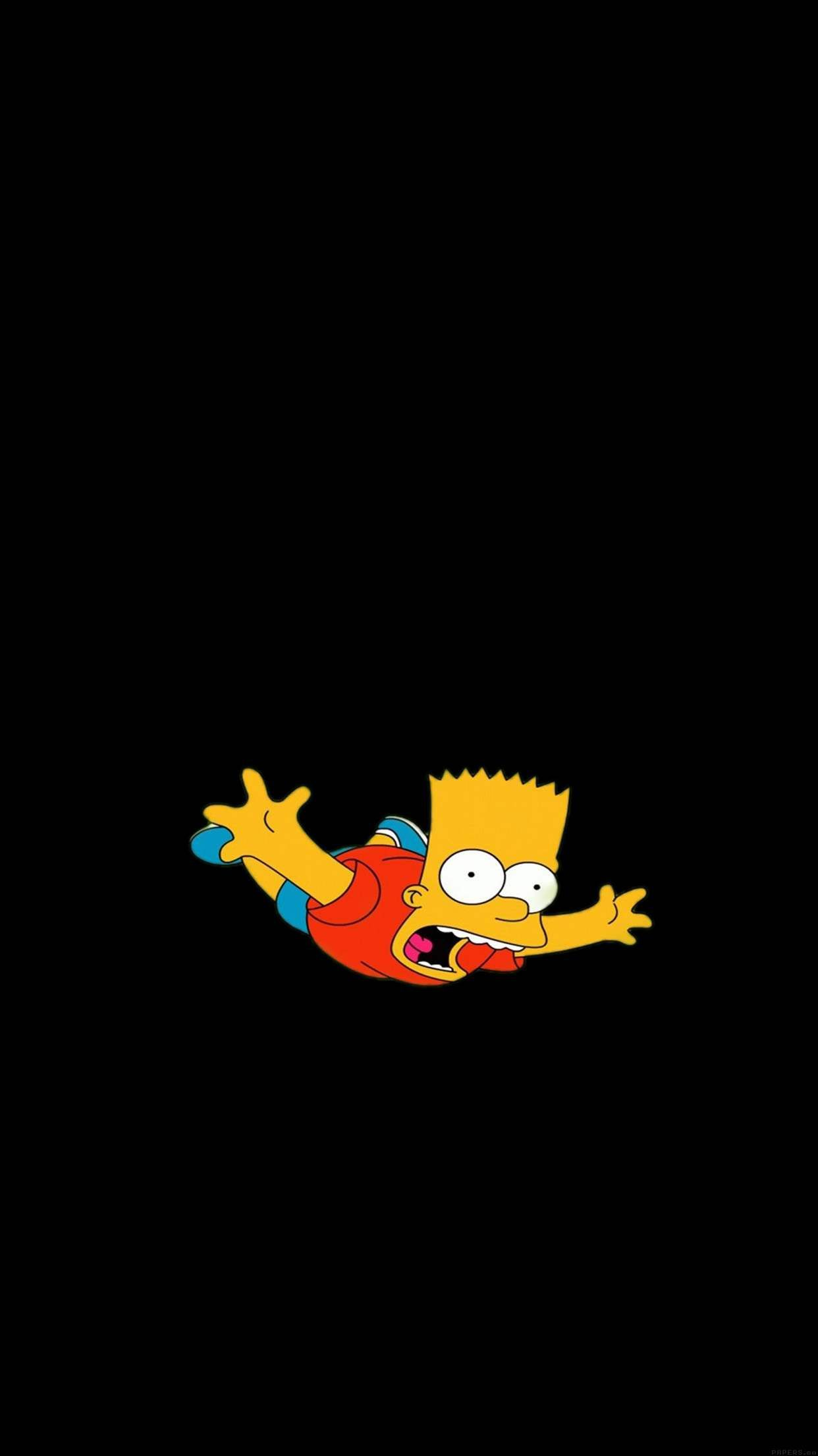 Aesthetic Bart Simpson Iphone Wallpapers Top Free Aesthetic Bart Simpson Iphone Backgrounds Wallpaperaccess