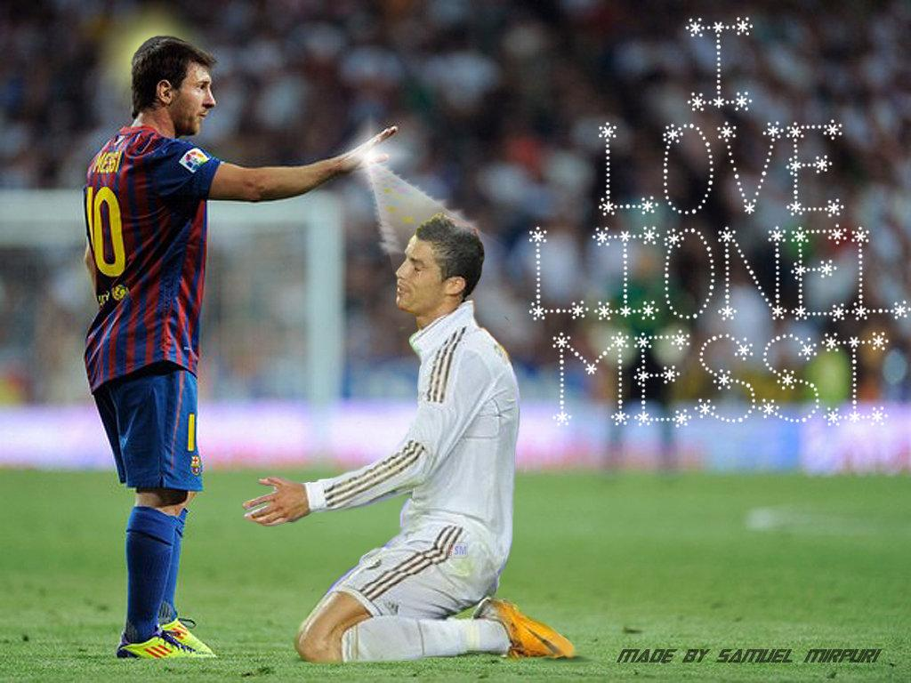 Messi And Ronaldo 4k Wallpapers Top Free Messi And Ronaldo 4k Backgrounds Wallpaperaccess