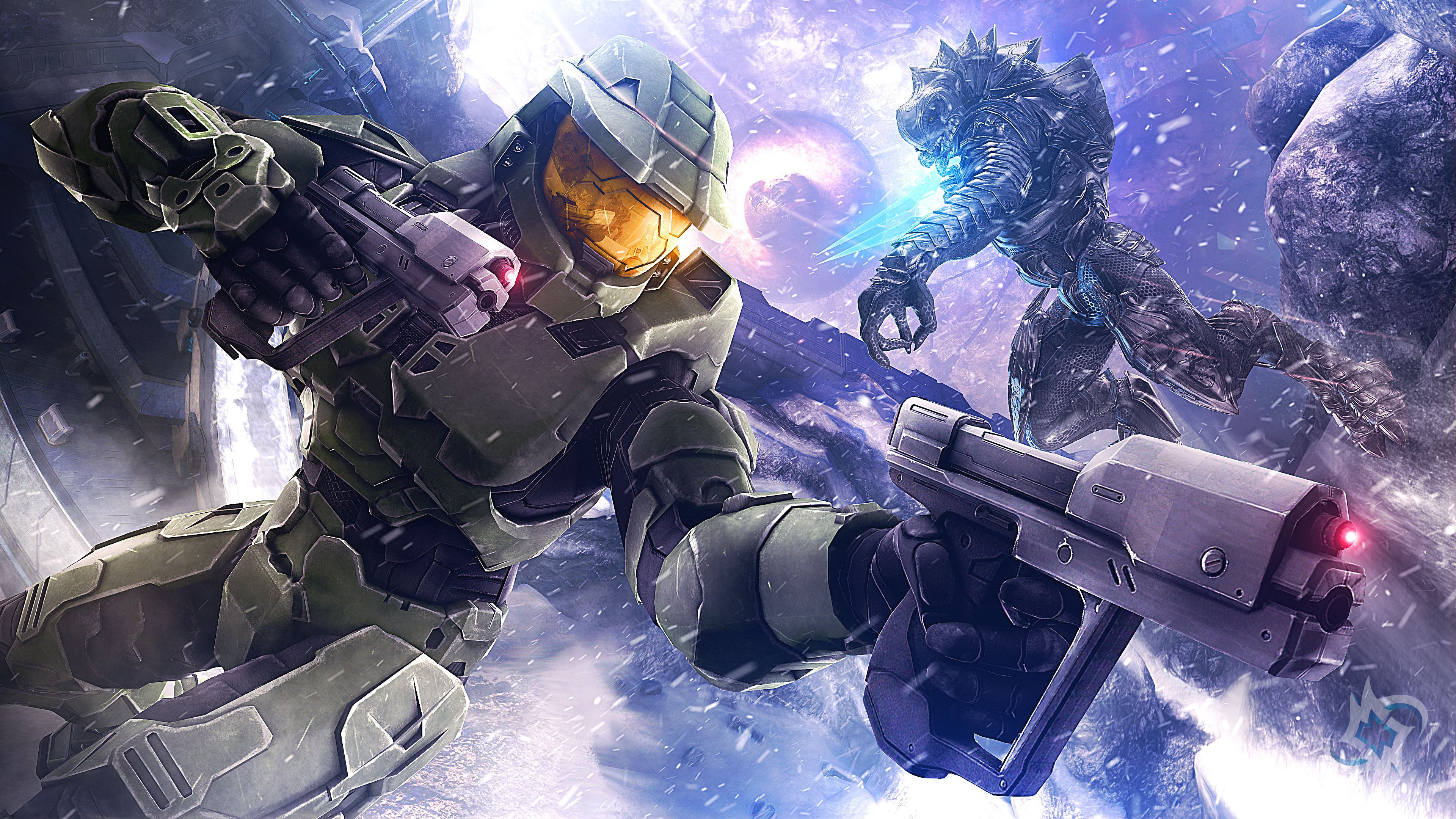 4k Master Chief Wallpapers Top Free 4k Master Chief Backgrounds