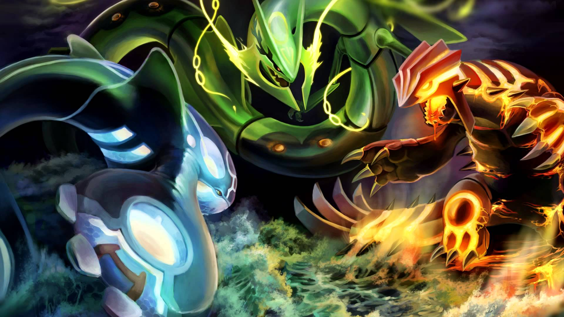 Cool Legendary Pokemon Wallpapers - Top Free Cool Legendary