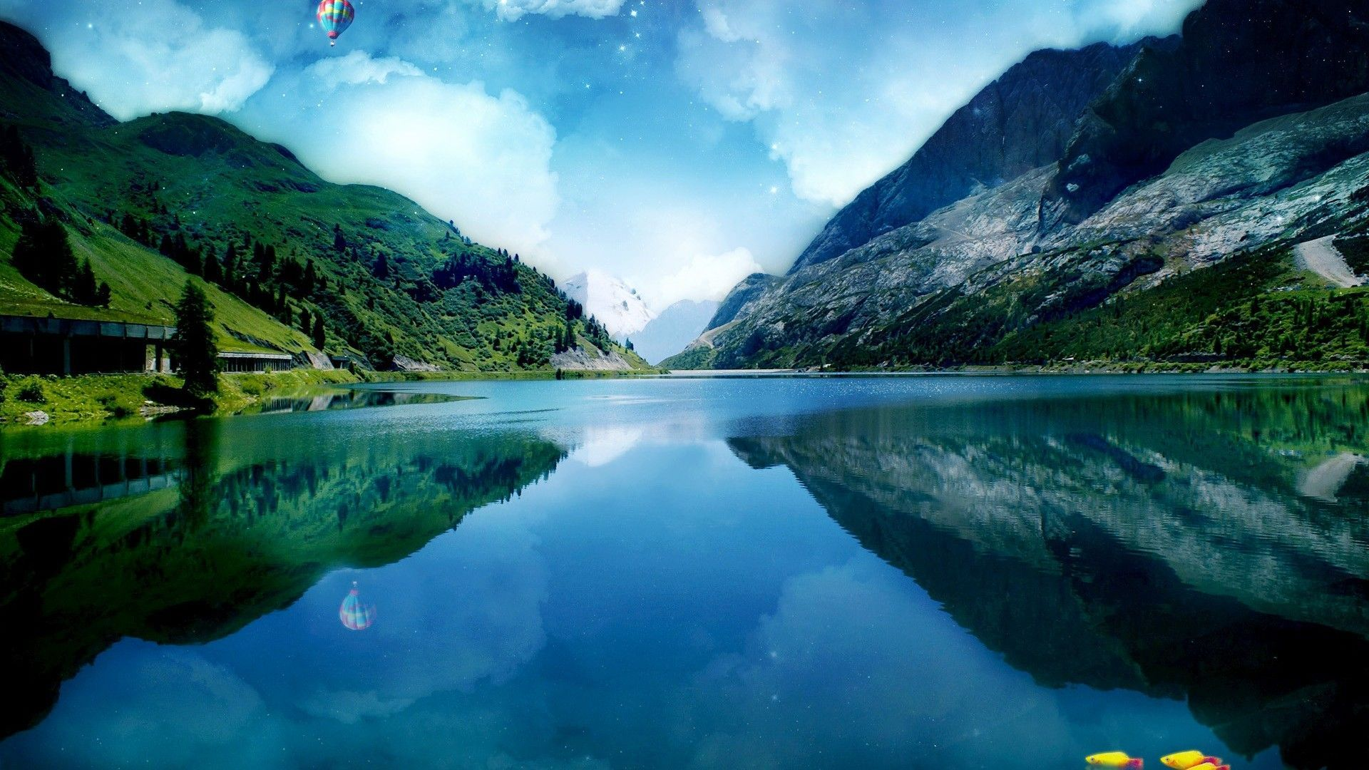 Full Hd Landscape Wallpapers Top Free Full Hd Landscape Backgrounds Wallpaperaccess