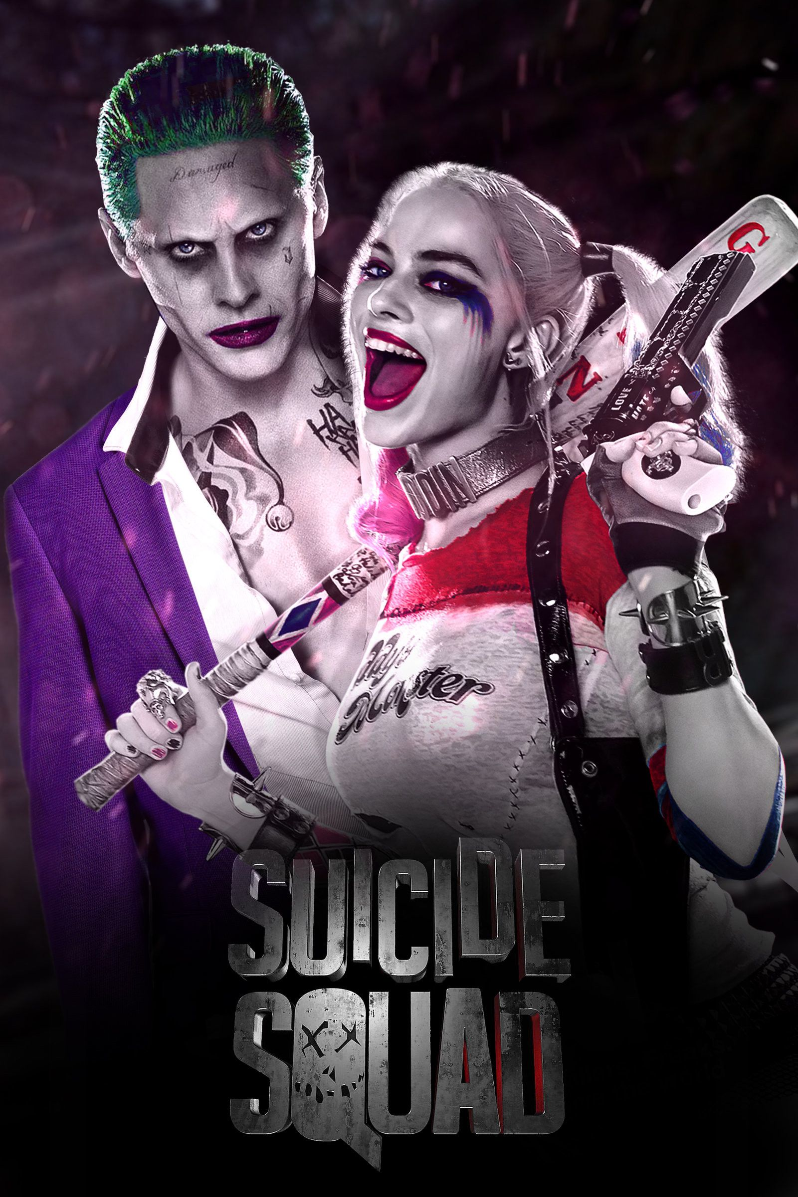 49 Best Free Suicide Squad Iphone Wallpapers Wallpaperaccess