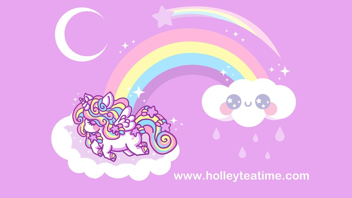 Cute Rainbow Unicorn Wallpapers Top Free Cute Rainbow Unicorn Backgrounds Wallpaperaccess