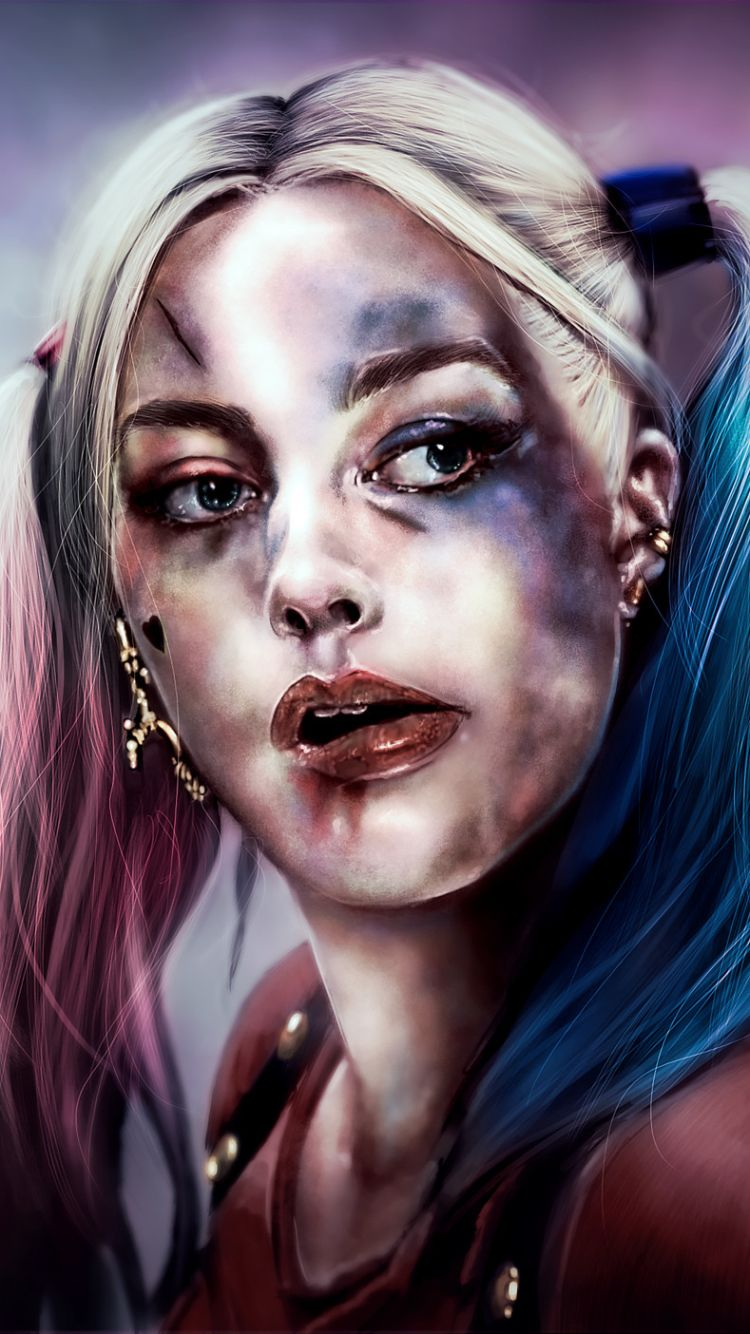 Suicide Squad iPhone Wallpapers - Top Free Suicide Squad