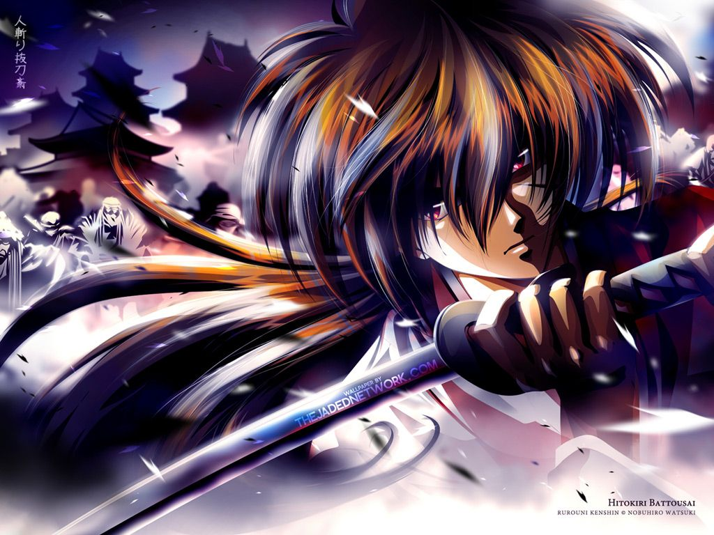 Samurai X Wallpapers Top Free Samurai X Backgrounds