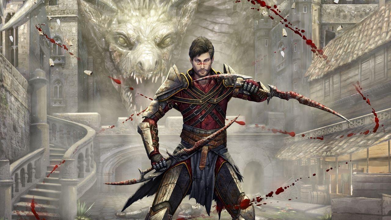 Concept Art Dragon Age Inquisition Wallpaper