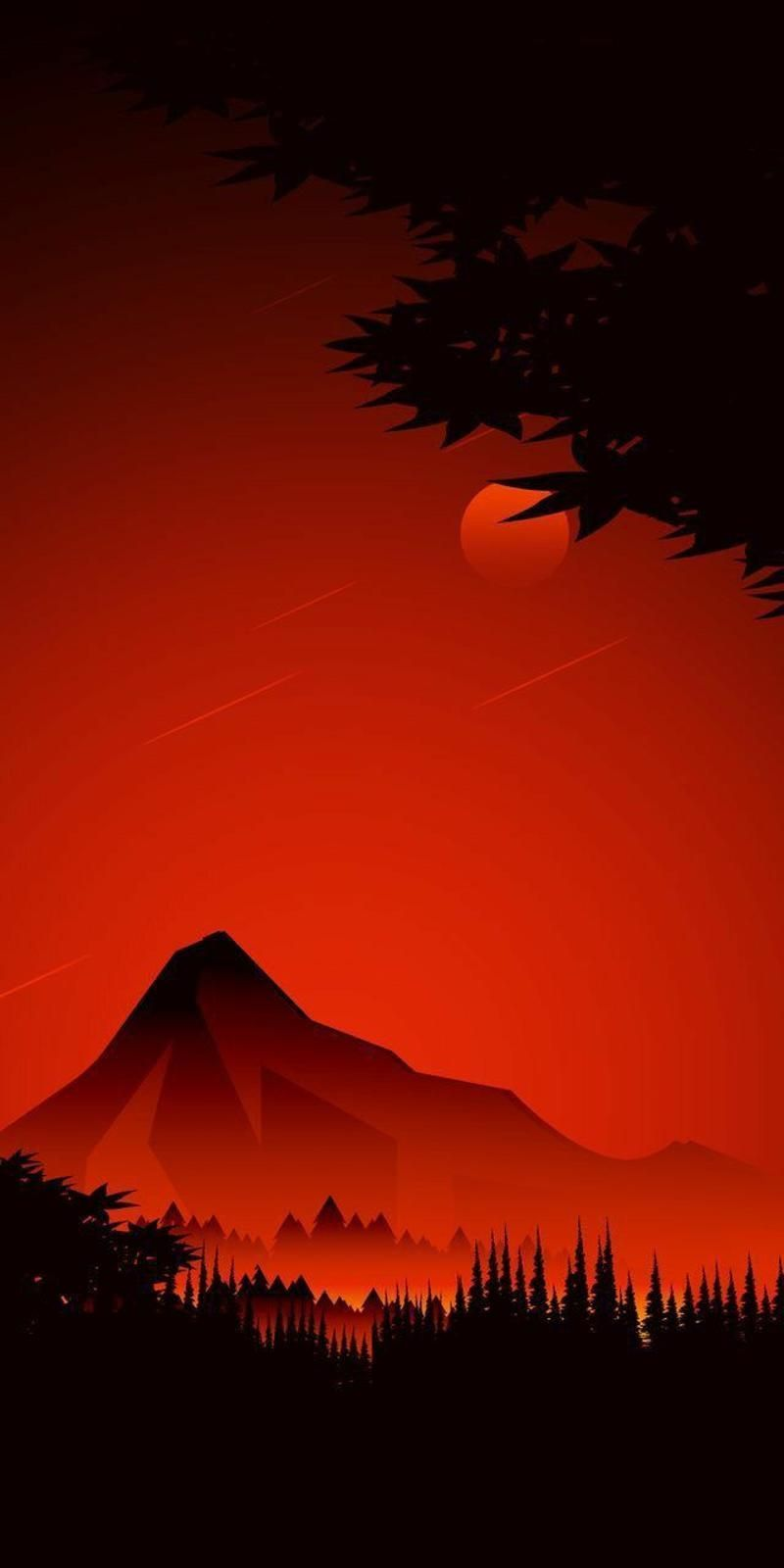 iPhone 9 Red Anime Wallpapers   Top Free iPhone 9 Red Anime ...