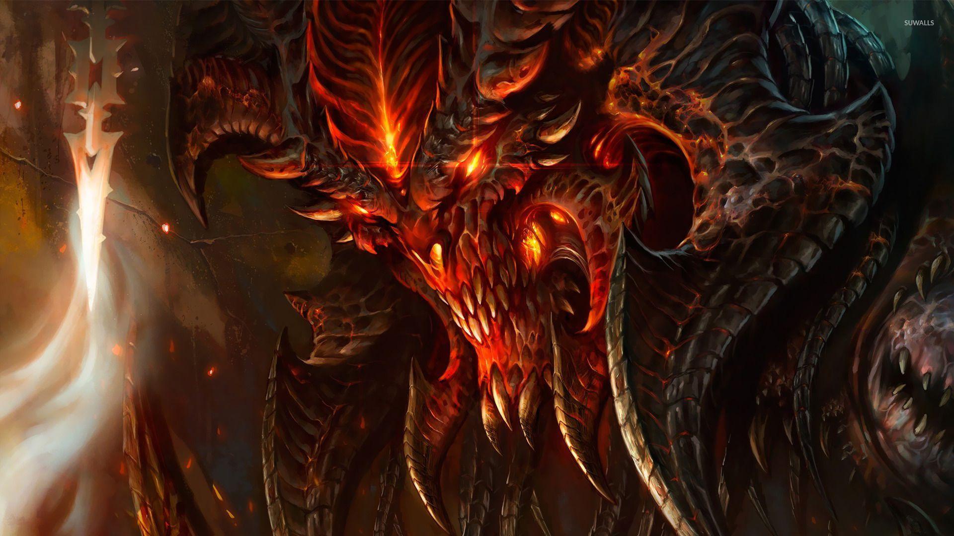 Diablo 4K Wallpapers - Top Free Diablo 4K Backgrounds ...