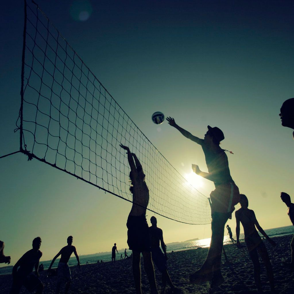 Beach Volleyball Wallpapers Top Free Beach Volleyball Backgrounds Wallpaperaccess