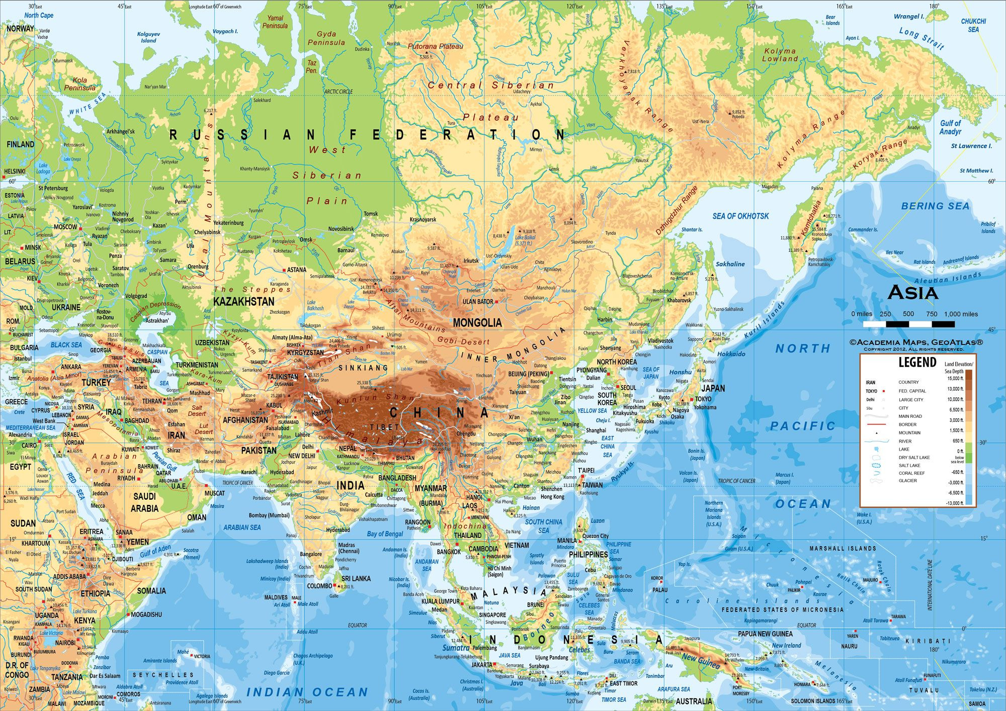 The Continent Of Asia Map.Continent Of Asia Wallpapers Top Free Continent Of Asia