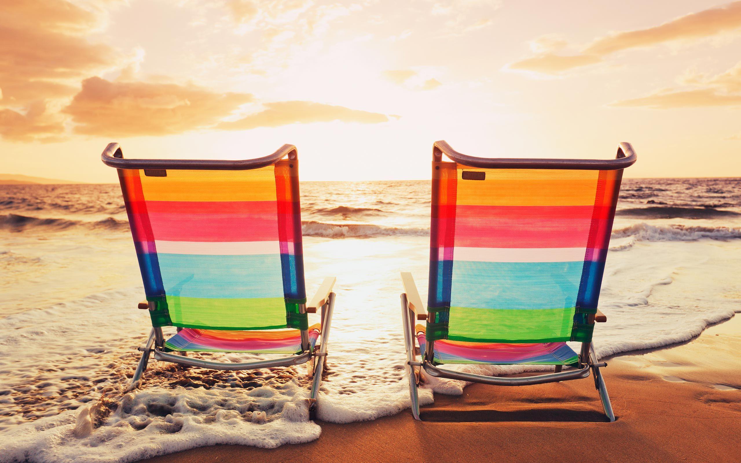 Beach Chair Wallpapers Top Free Beach Chair Backgrounds Wallpaperaccess