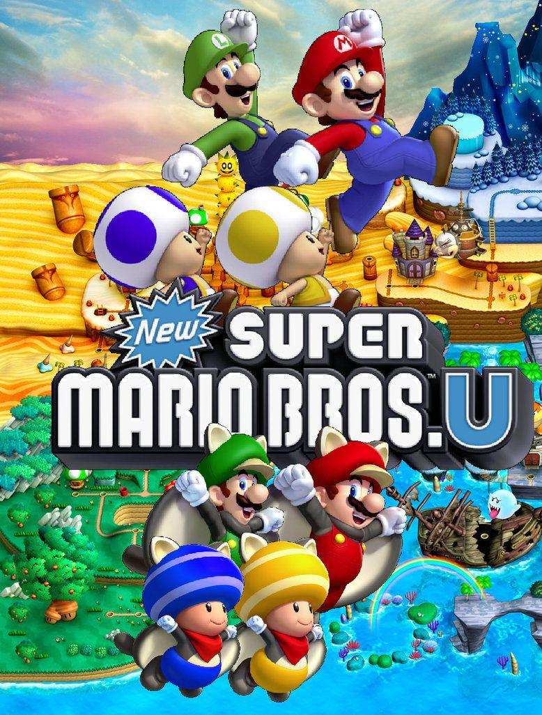 New Super Mario Bros  U Wallpapers - Top Free New Super