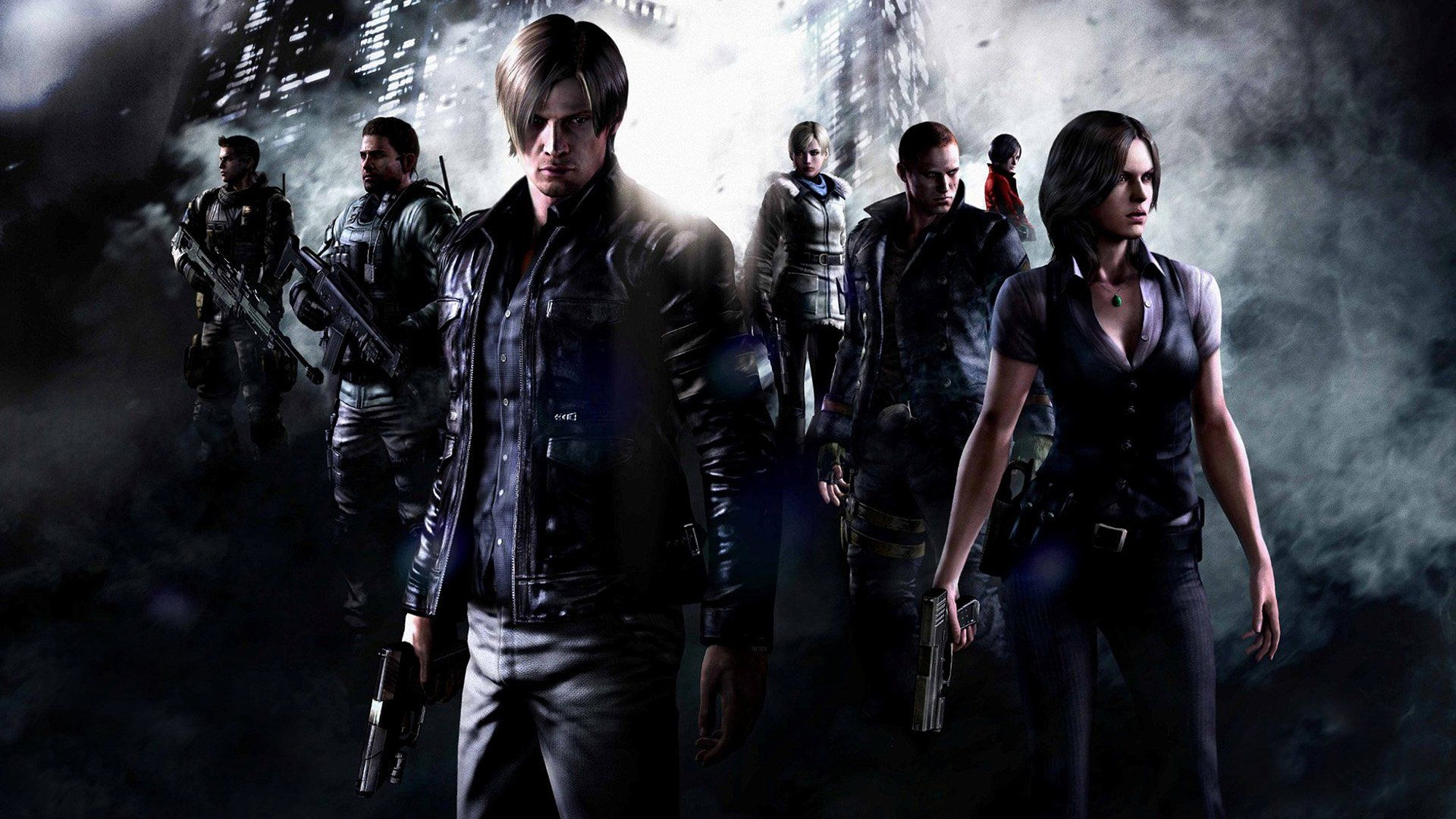 Resident Evil Wallpapers Top Free Resident Evil Backgrounds