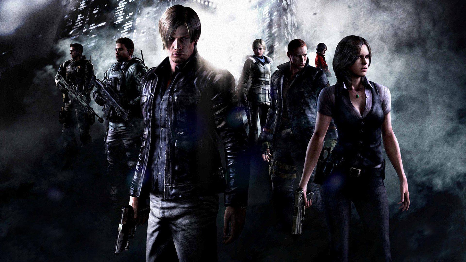Resident Evil Wallpapers Top Free Resident Evil
