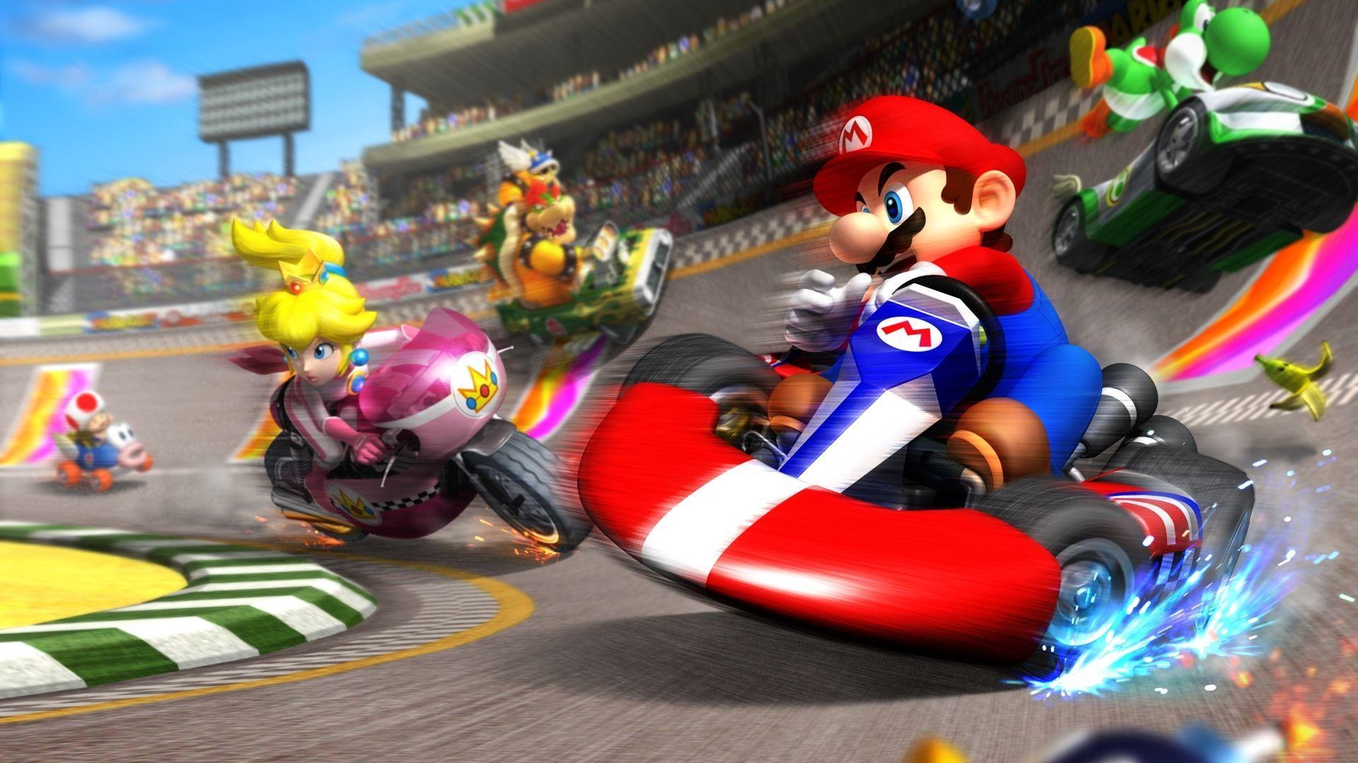 Mario Wallpapers Top Free Mario Backgrounds Wallpaperaccess