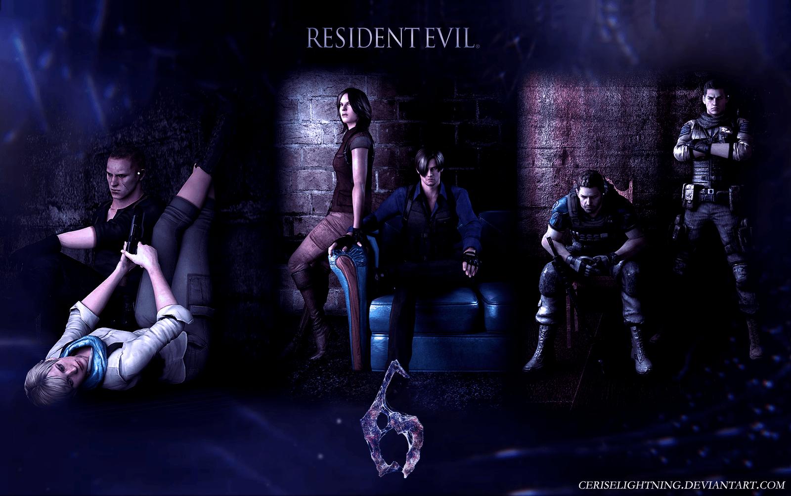 Resident Evil Wallpapers - Top Free Resident Evil