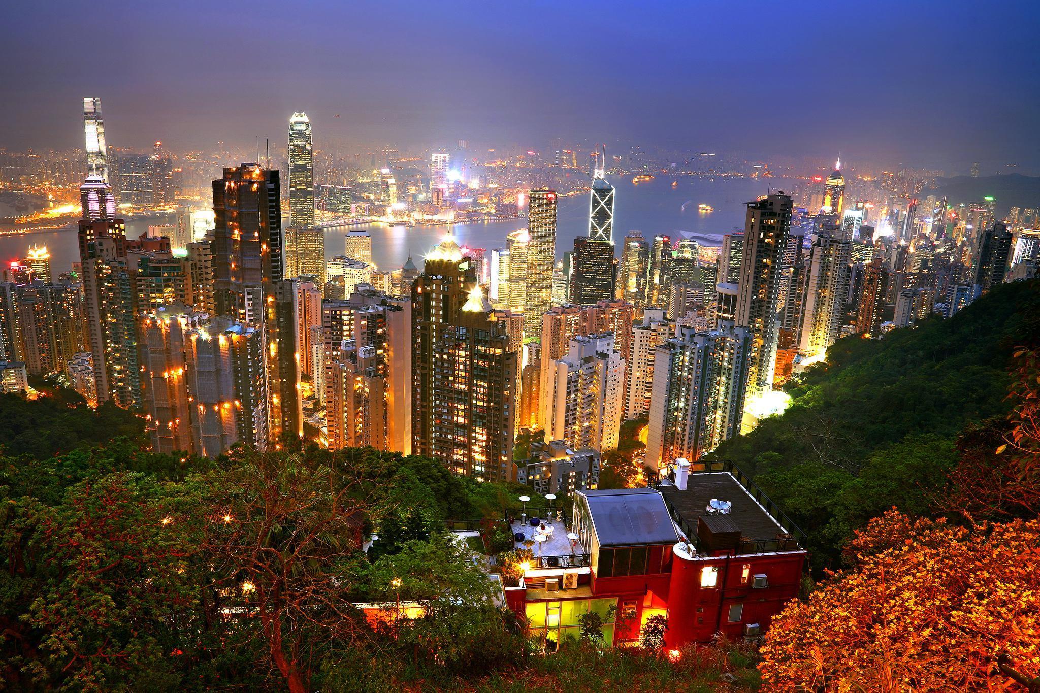 Top Free Hong Kong Backgrounds