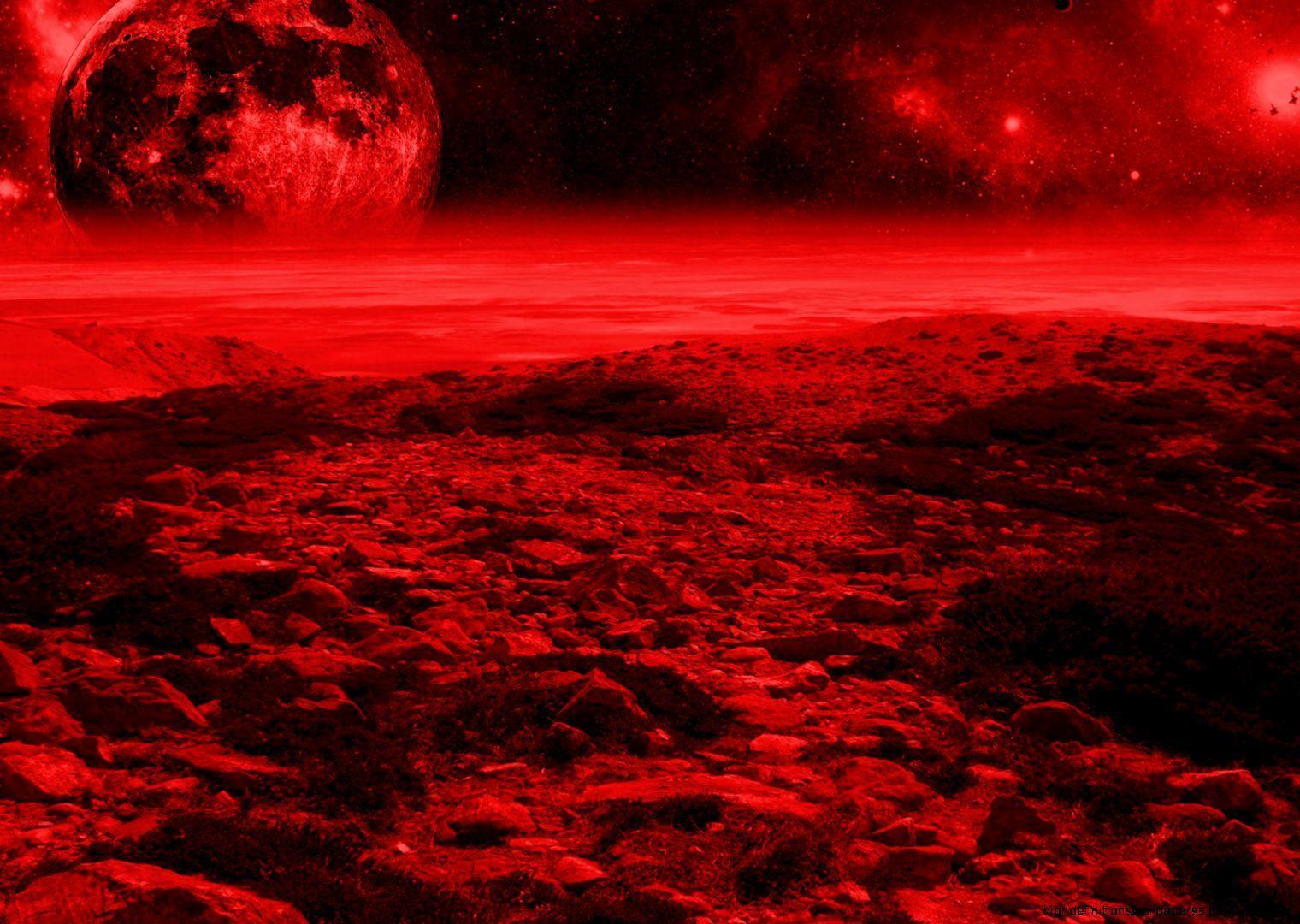 планета красная картинки нового предлагают