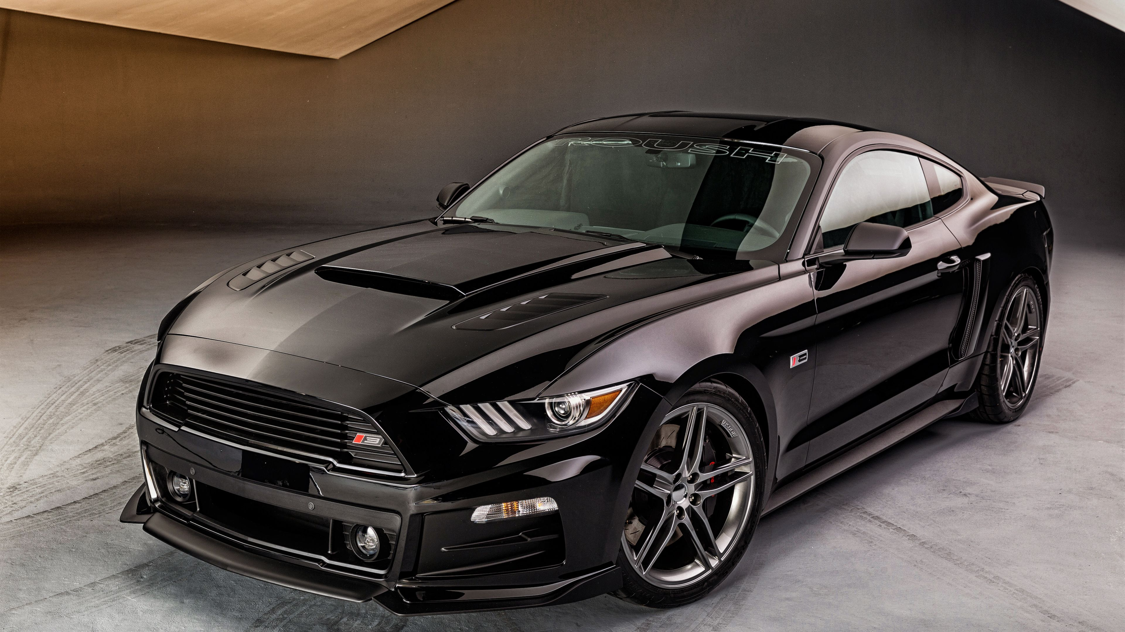 41 Best Free Sports Car Black Mustang Wallpapers