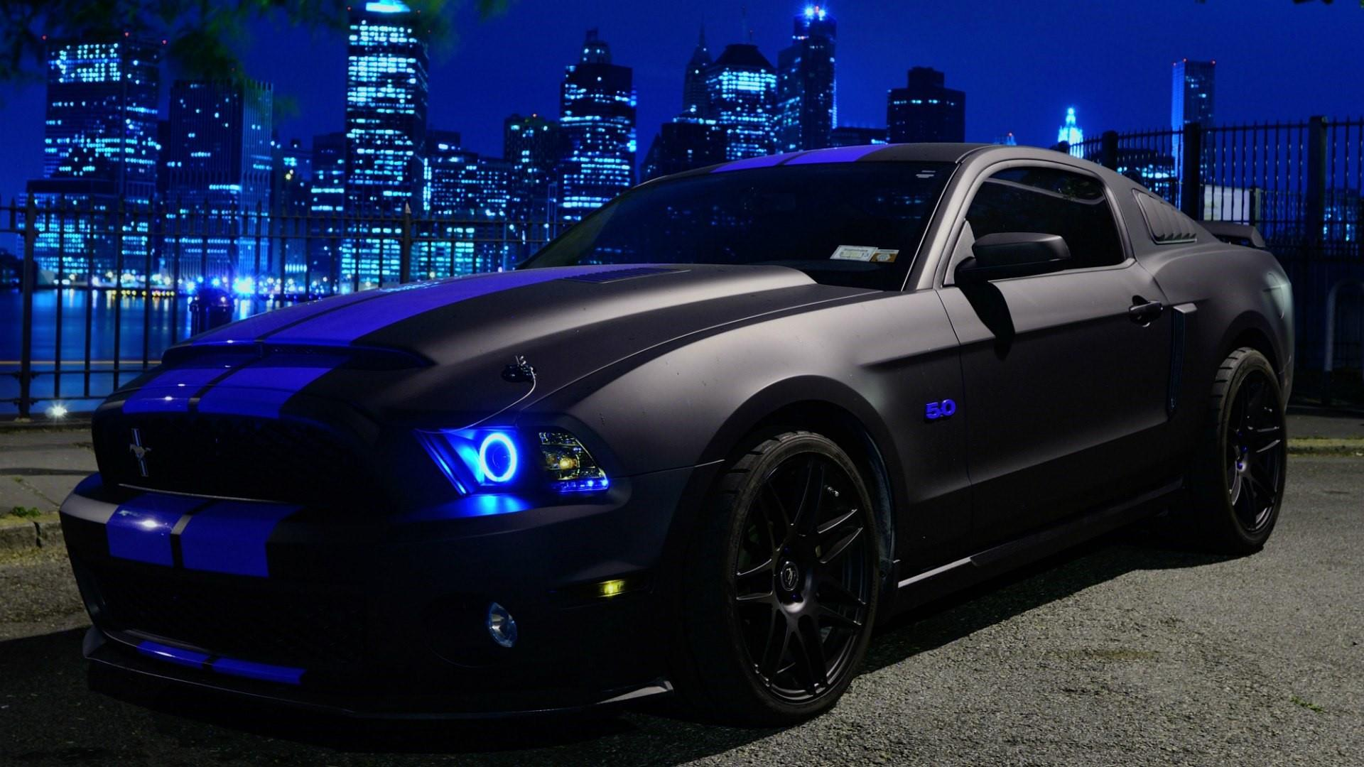 Black Ford Mustang Wallpapers - Top