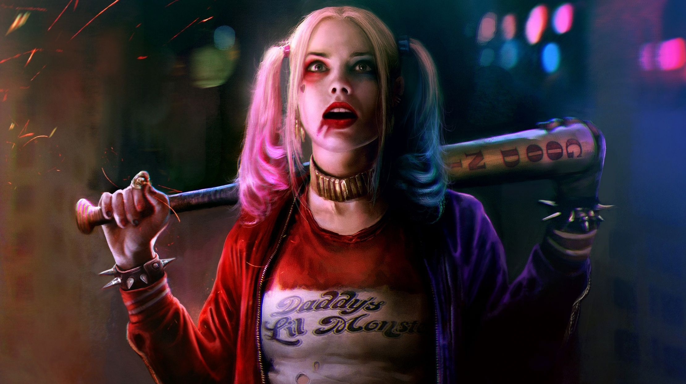 Harley Quinn Suicide Squad Wallpapers Top Free Harley Quinn